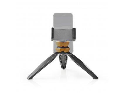 Nedis ACMT10BK flexibilní nastavitelný stativ 16 cm pro smartphone/kameru