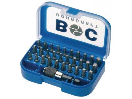 Bohrcraft sada bitů 31 ks, BCT-BS01