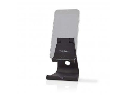 Nedis SDSD100BK univerzální stojánek na telefon / tablet, nastavitelný