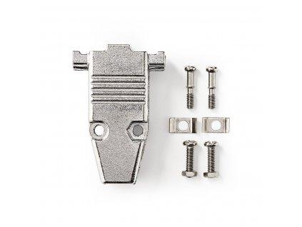 D-Sub kryt konektoru CANON 9 pin, kov (CCGP52890ME)