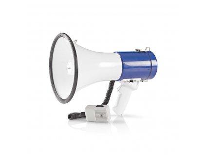 Nedis MEPH200WT megafon 25 W s odnímatelným mikrofonem