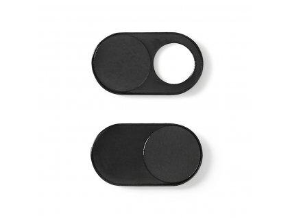 Nedis PRIVWCC10BK3 bezpečnostní kryt na kameru mobilu, tabletu, sada 3ks