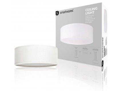 Stropní LED svítidlo 30 cm Ranex Mia RA-1000463, bílé