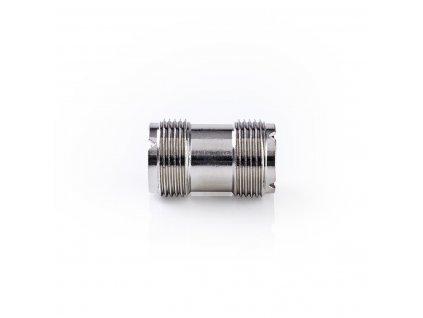 Nedis spojka PL259 zásuvka - PL259 zásuvka, 10ks (CSGP43940ME)