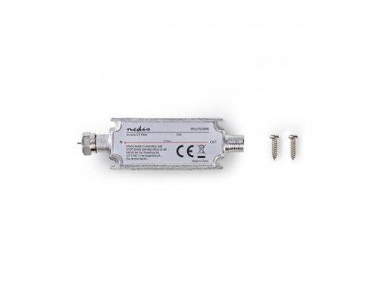 Nedis LTE filtr 694 - 862 MHz, -2.7 dB (SFILLTE20ME)