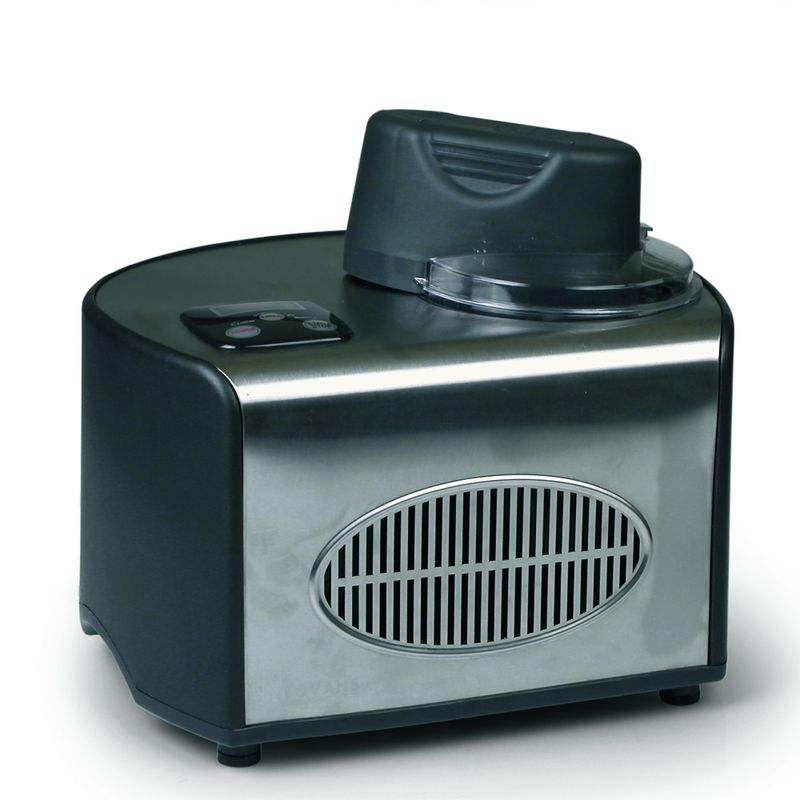 Zmrzlinovač s kompresorem - DOMO DO9030I, kompresorový