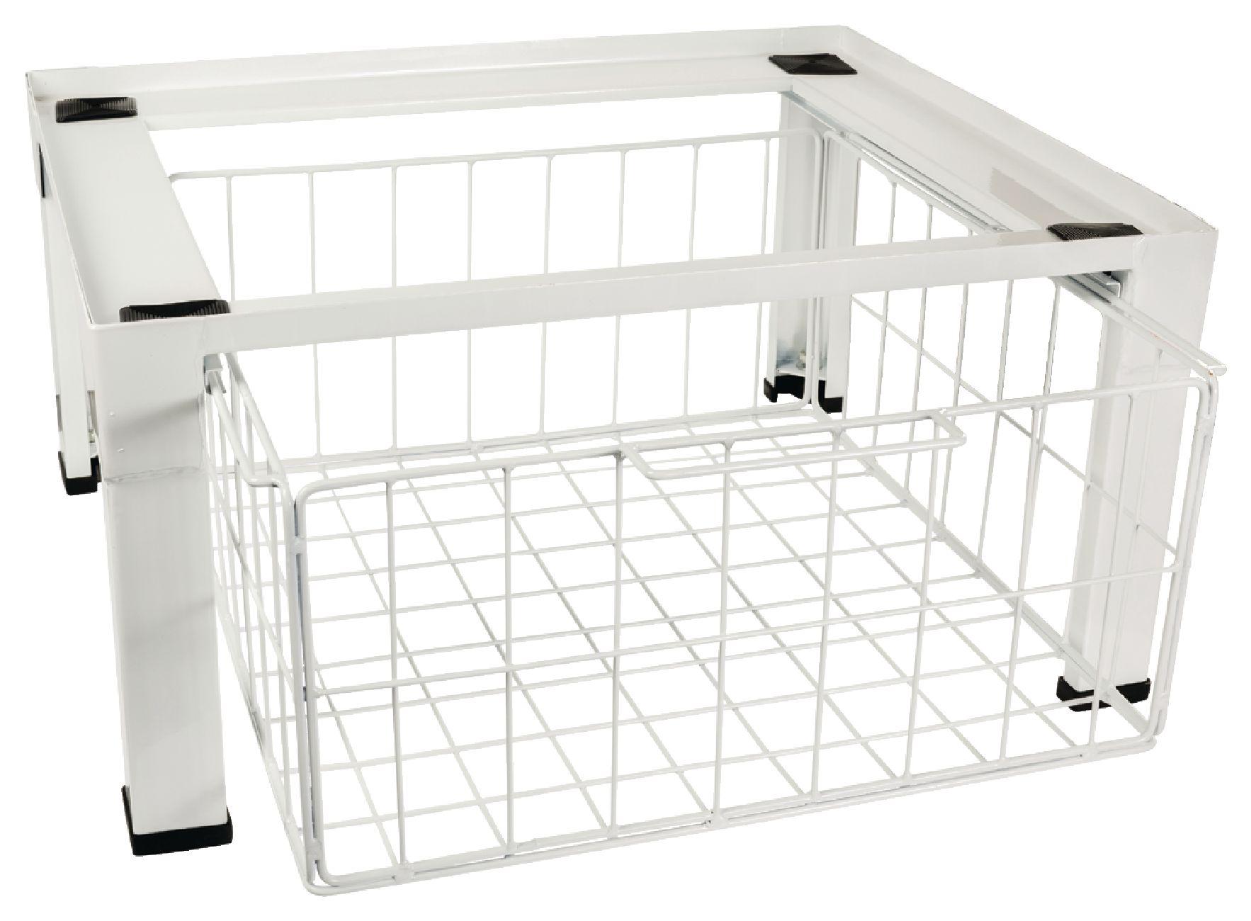Podstavec pod pračku nebo sušičku, 150kg HQ W9-SOCLE-BOX
