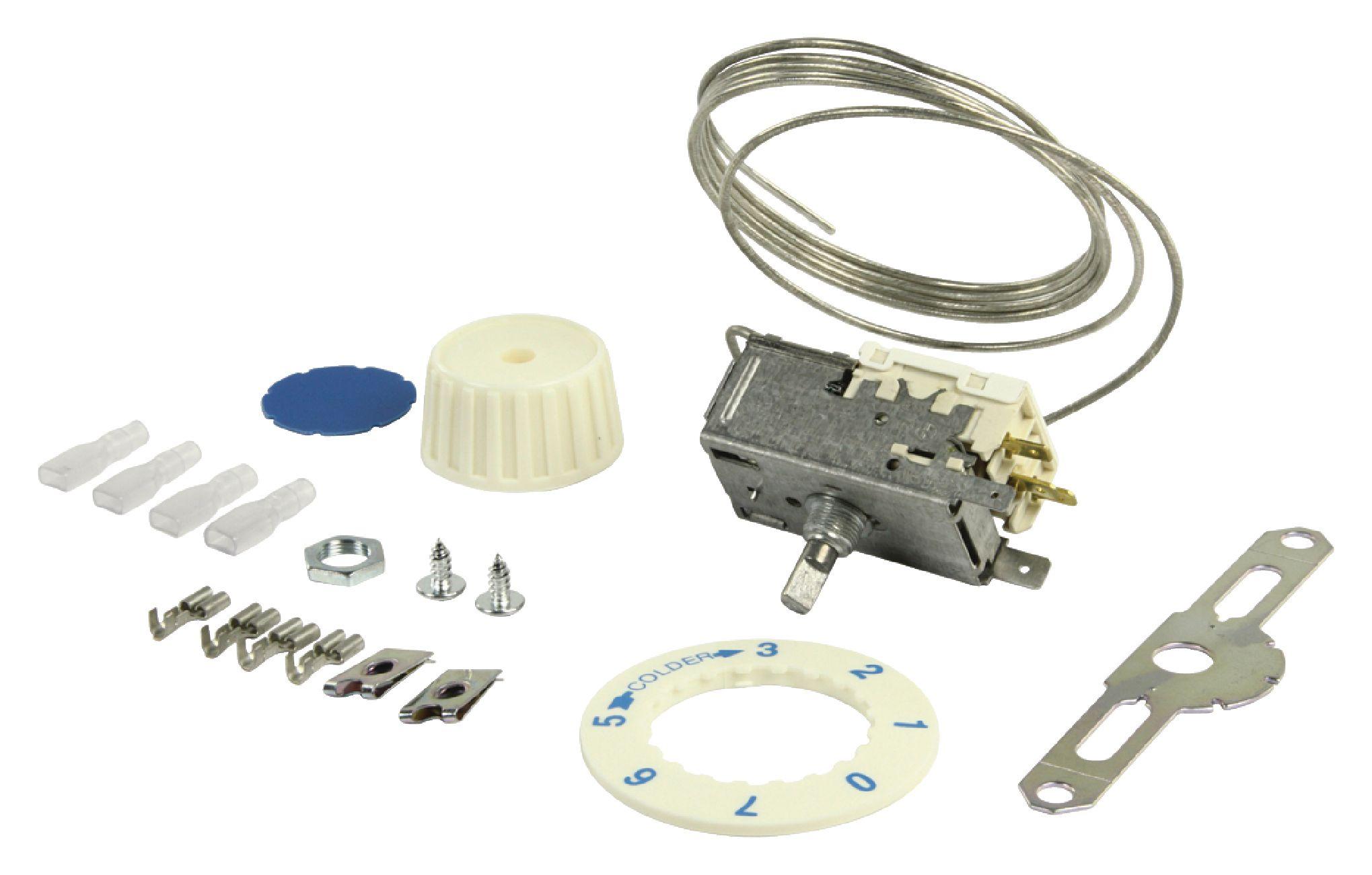 Termostat pro lednice, Ranco VI 112, Typ K59-H2805 / A59-1019B