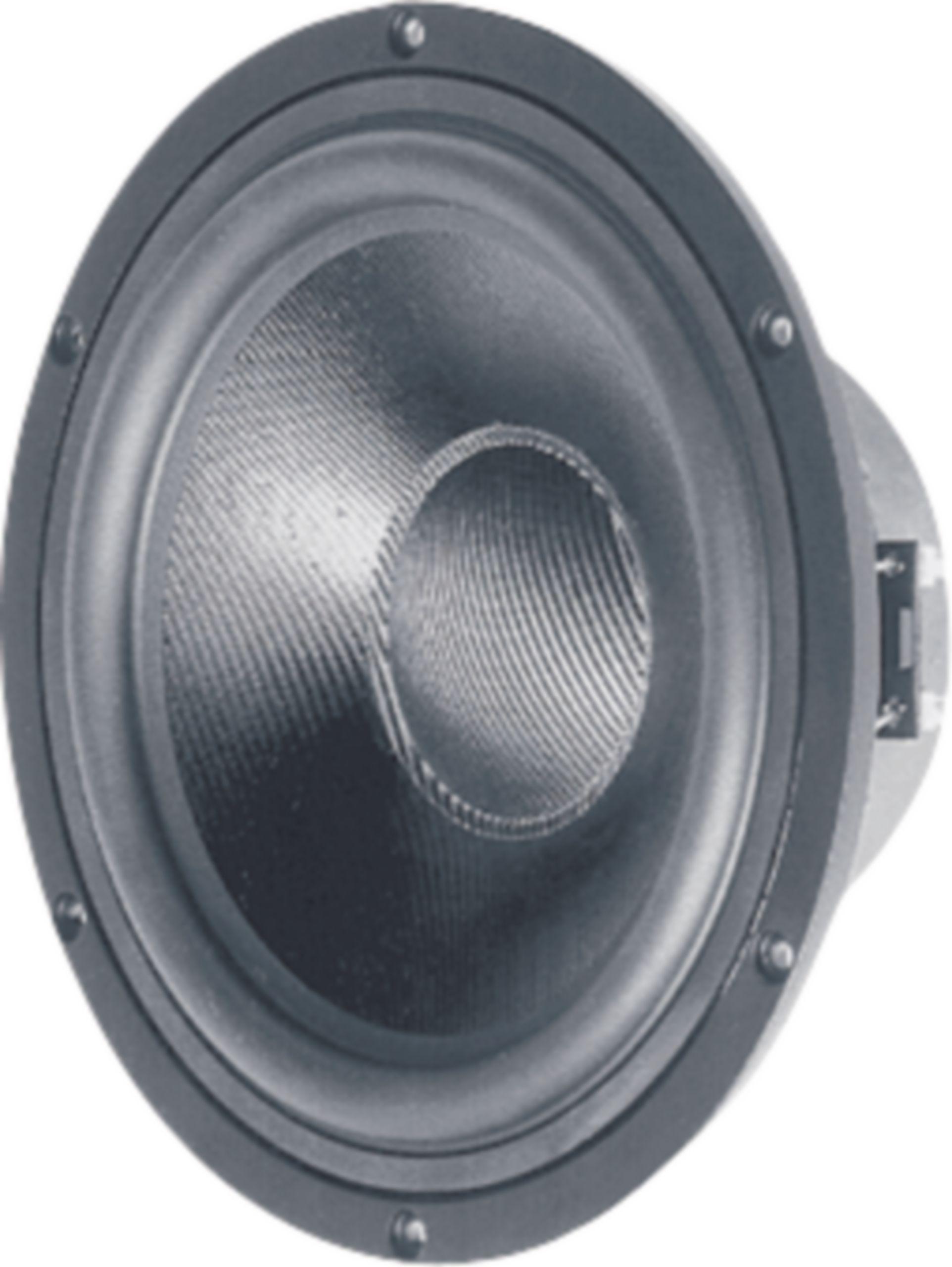 Basový reproduktor 4 Ohm 180 W Visaton, VS-GF200