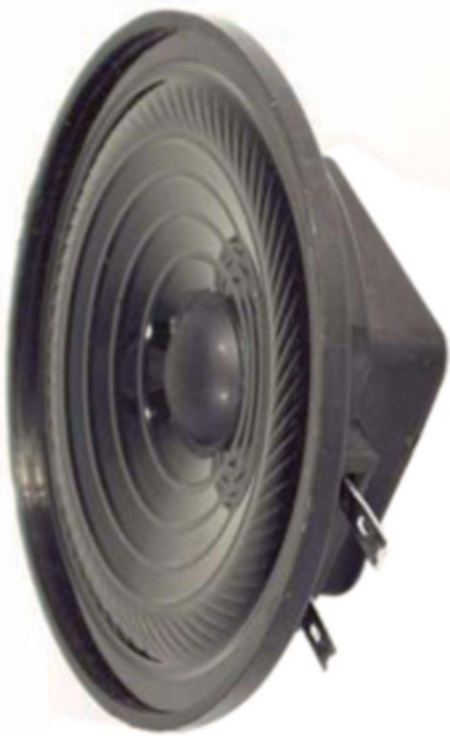 """Širokopásmový voděodolný reproduktor 10 cm (4"""") 50 Ohm 3 W Visaton, VS-2919"""
