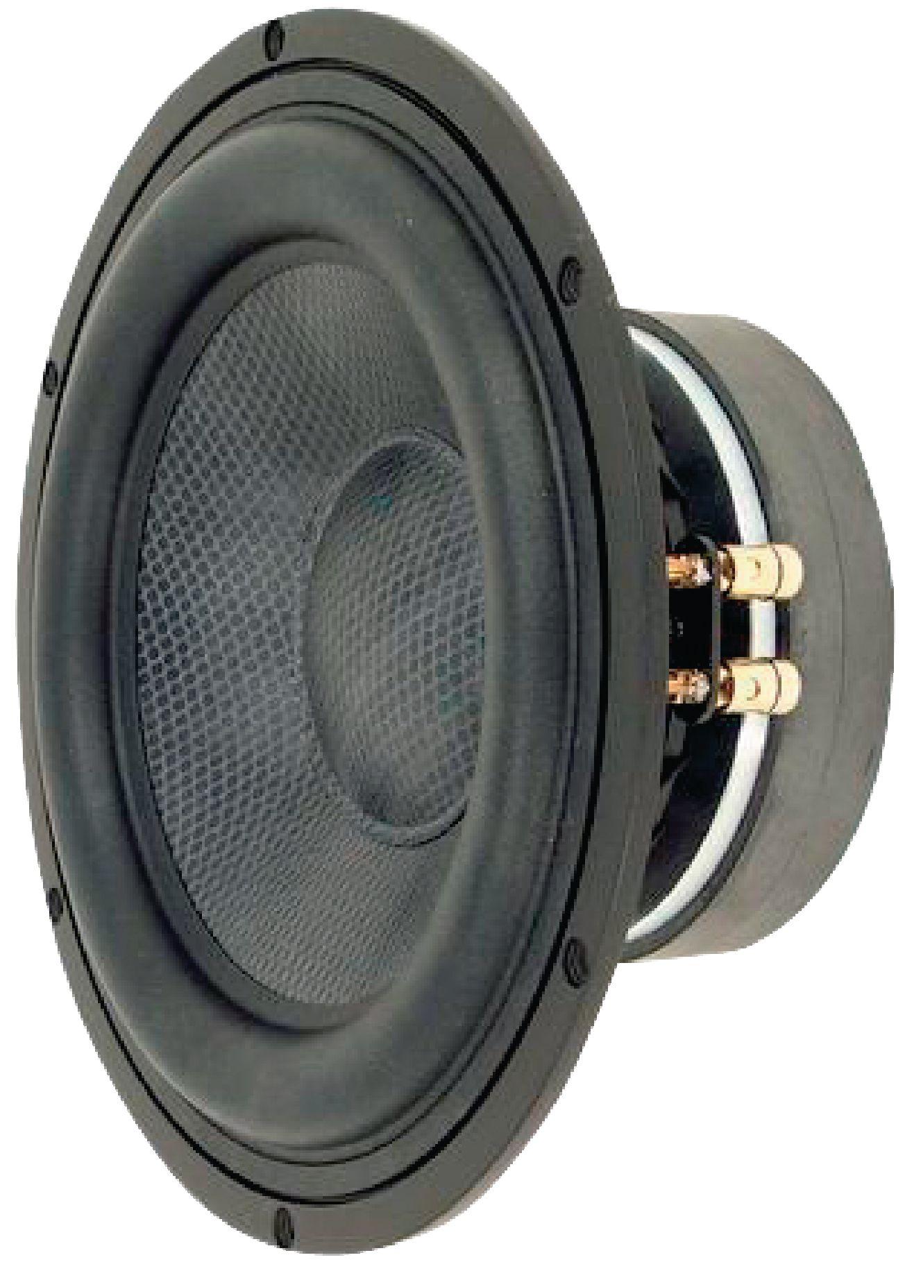Basový reproduktor 8 Ohm 300 W Visaton, VS-TIW250XS