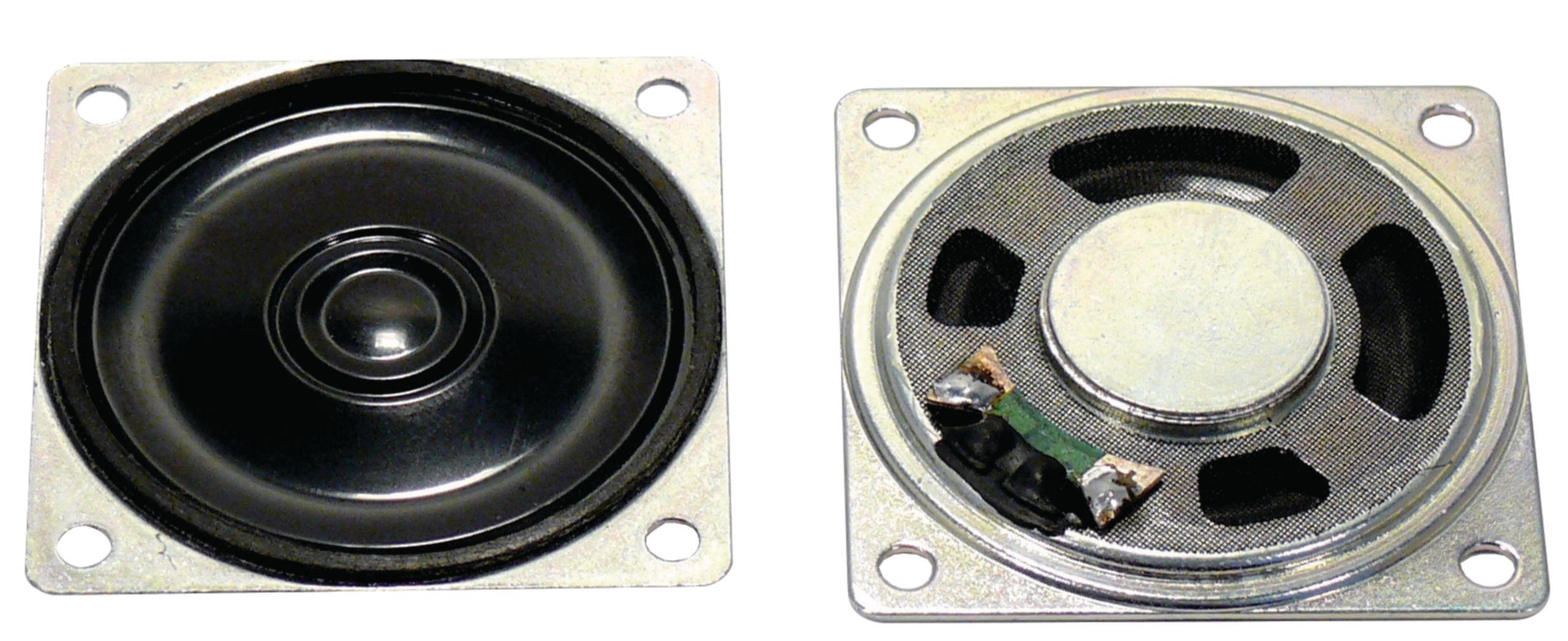 """Malý reproduktor 4 cm (1.6"""") 8 Ohm 1 W Visaton, VS-2846"""