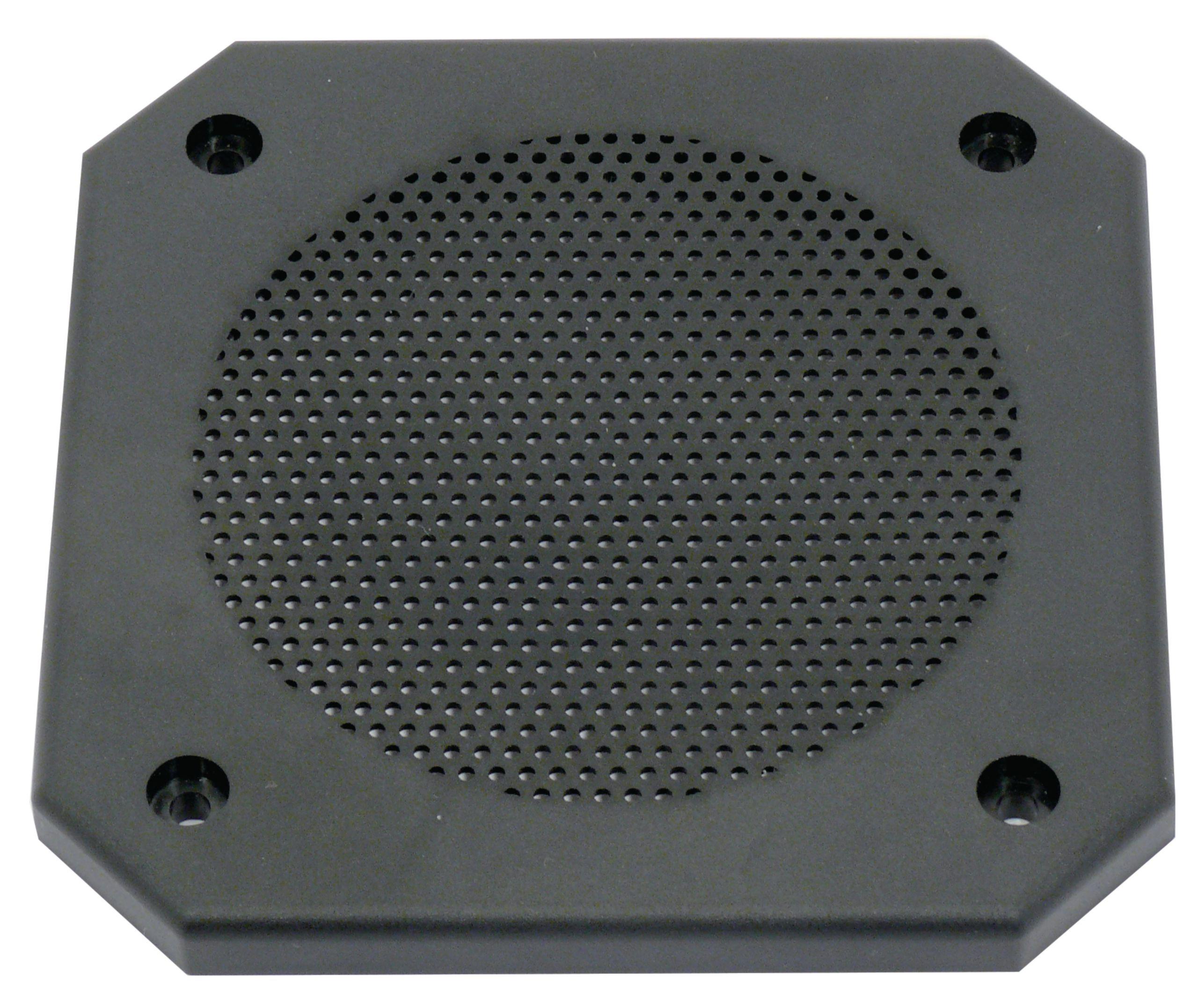 Ochranná mřížka 10 PL Visaton, VS-4744 černá
