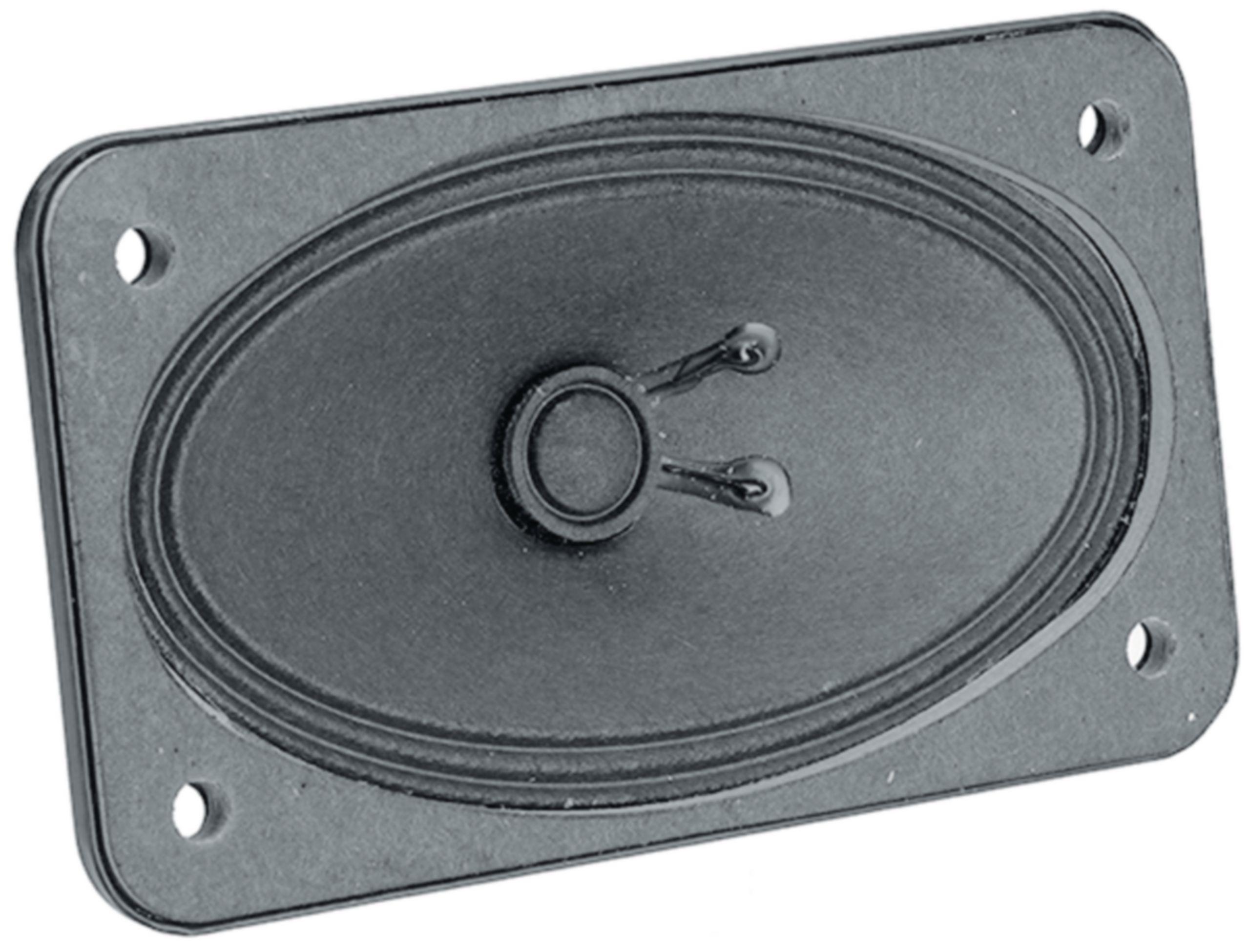 """Širokopásmový oválný reproduktor 6.5 cm (2.5"""") 4 Ohm 15 W Visaton, VS-SL713"""