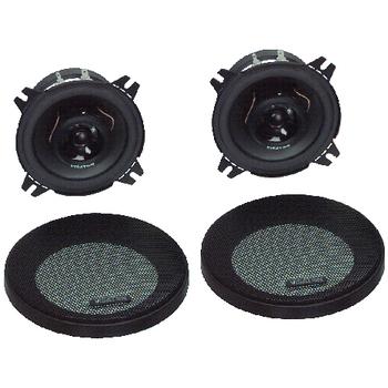 """Dvoupásmový koaxiální reproduktor 10 cm (4"""") 4 Ohm 70 W, 2ks, Visaton VS-DX10"""