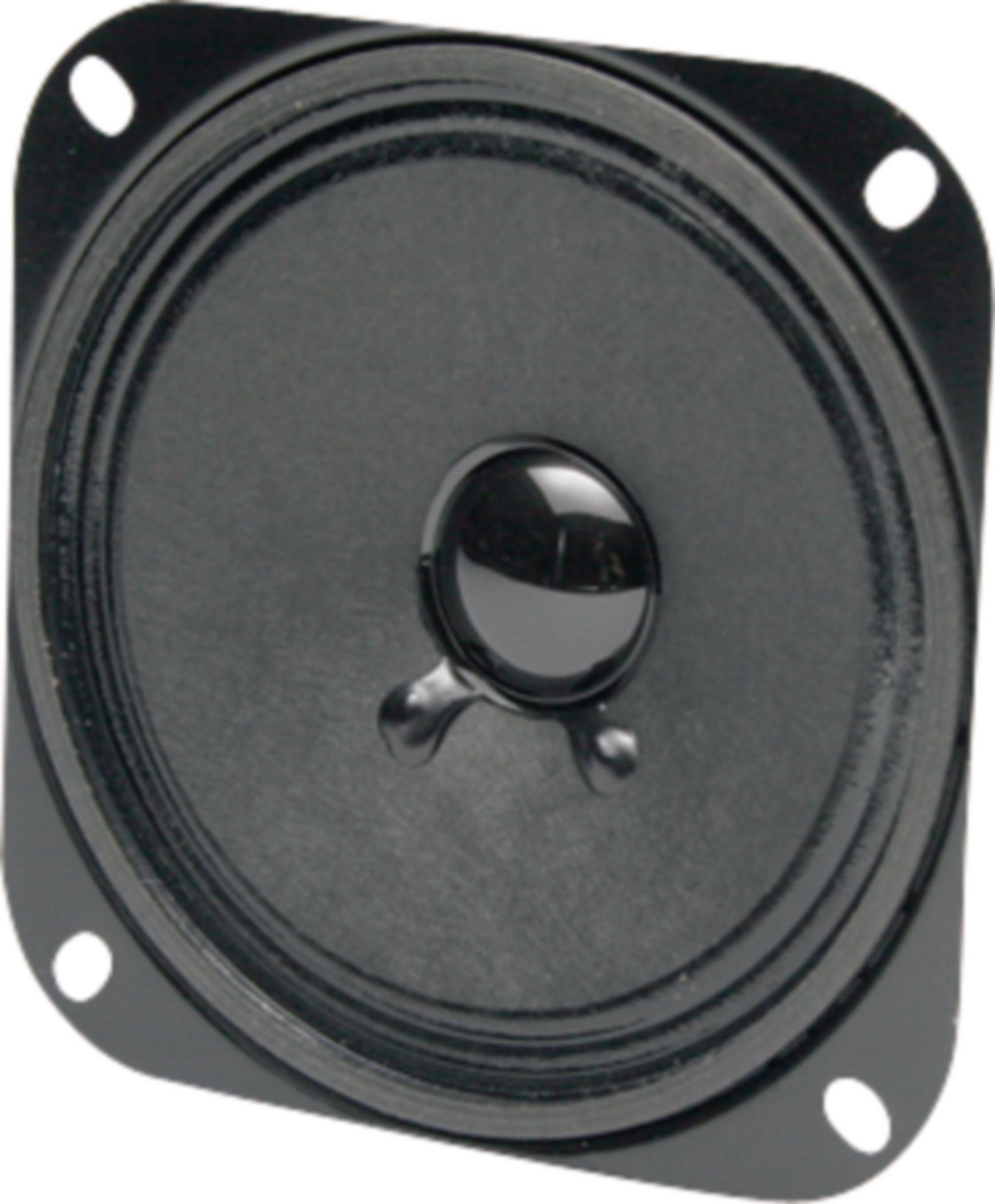 """Širokopásmový reproduktor 10 cm (4"""") 4 Ohm 30 W Visaton, VS-R10S/4"""