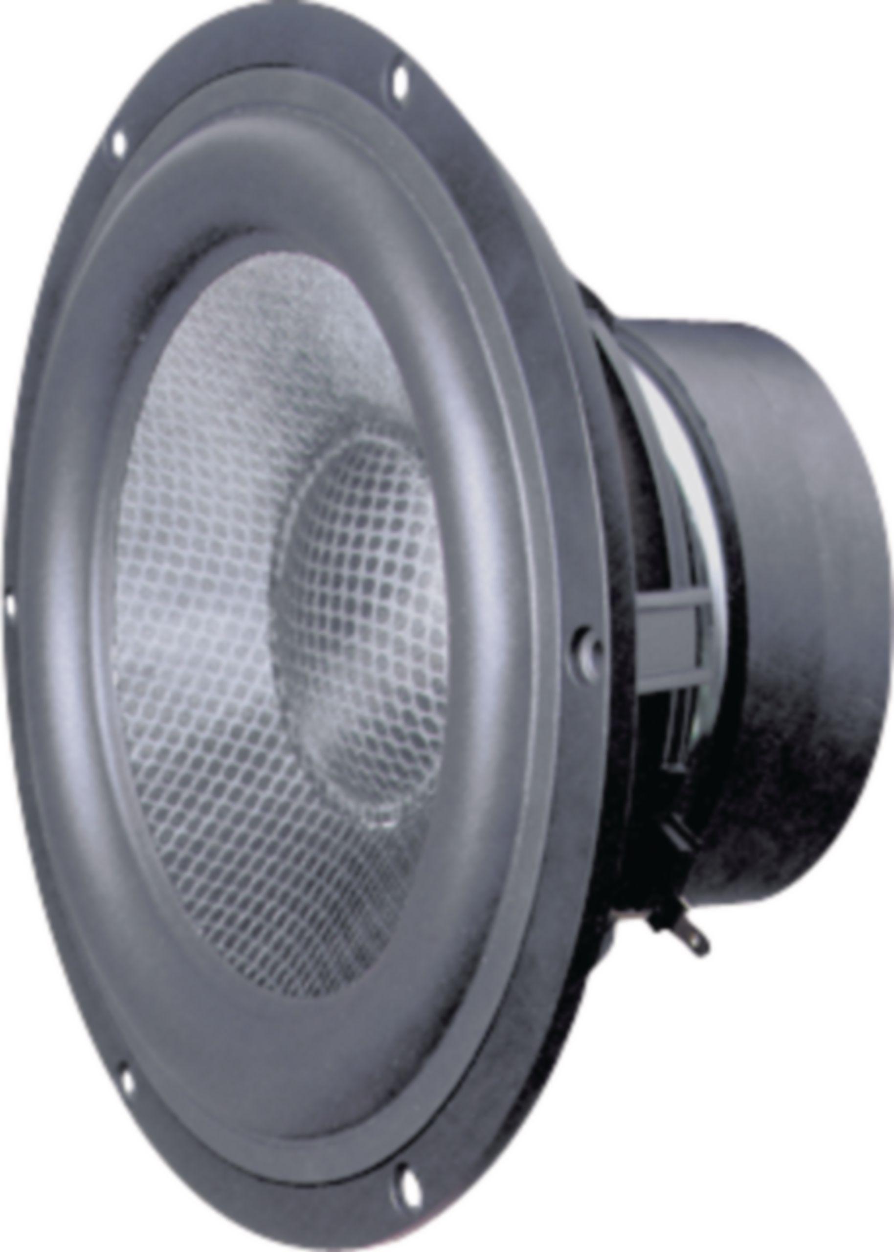 Basový reproduktor 4 Ohm 115 W Visaton, VS-W200S/4