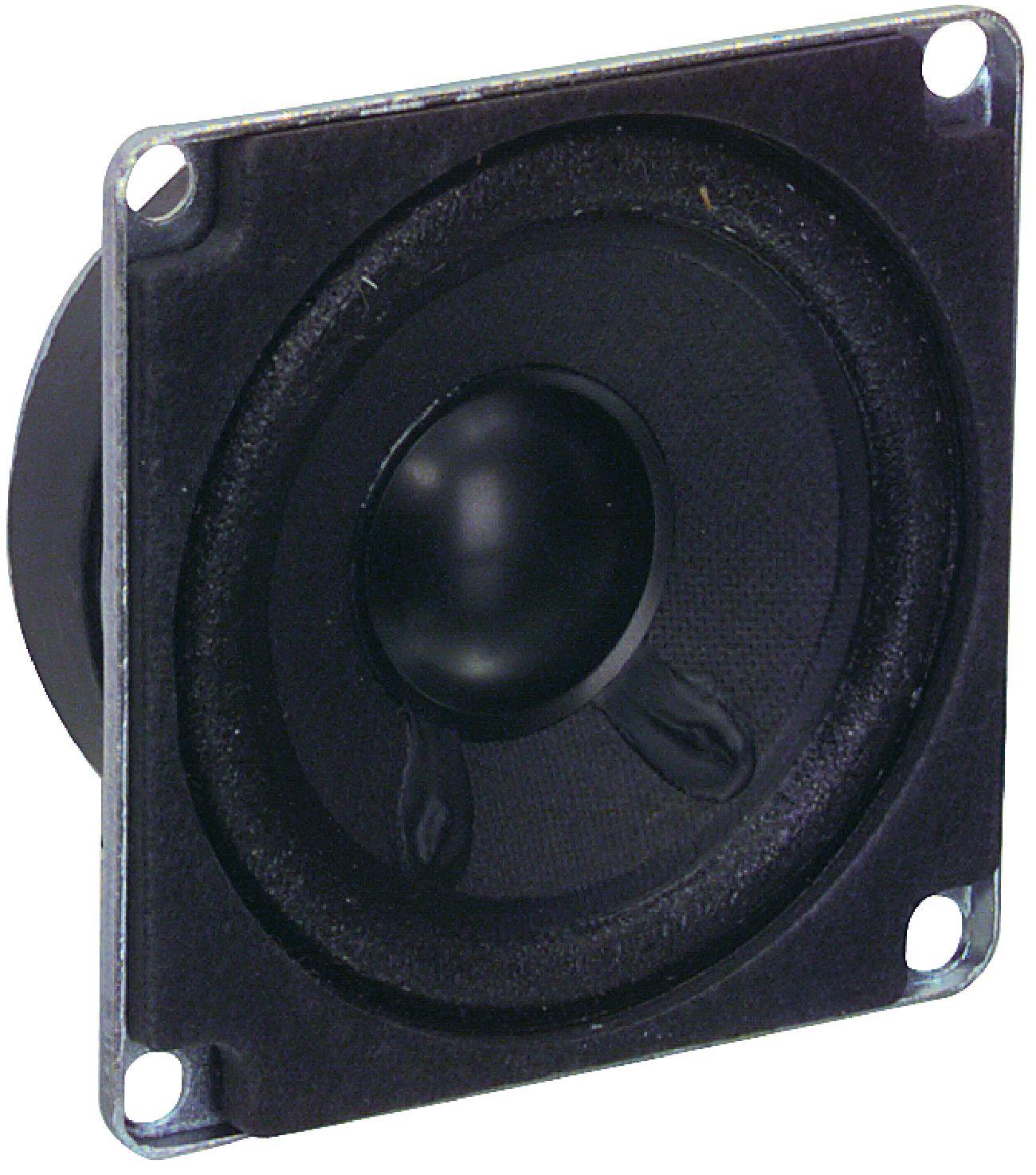"""Širokopásmový reproduktor 5 cm (2"""") 4 Ohm 10 W Visaton, VS-FRWS5/4"""