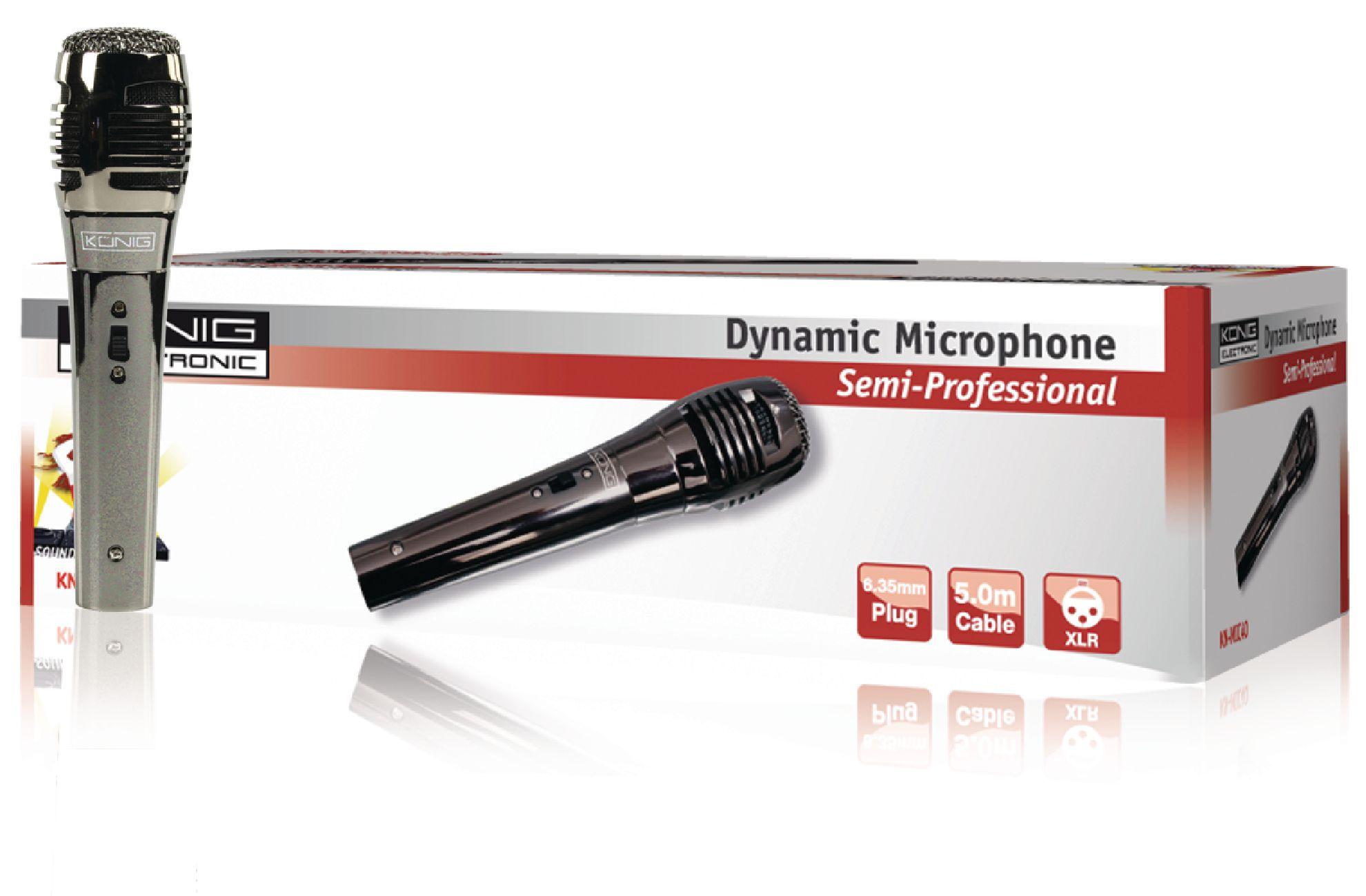 Mikrofon König 60Hz-14kHz