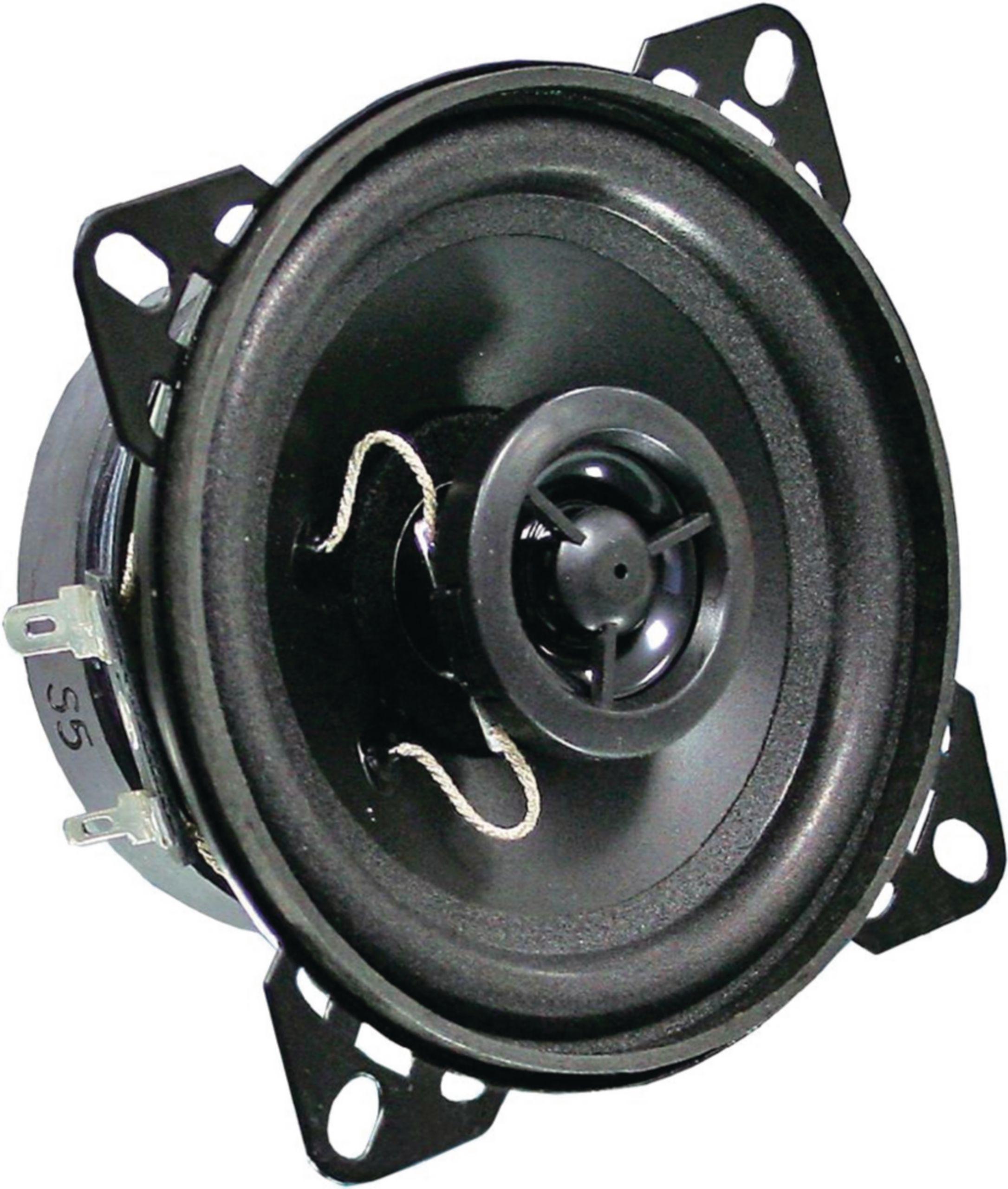 """Dvoupásmový koaxiální reproduktor 10 cm (4"""") 4 Ohm 30 W Visaton VS-PX10"""
