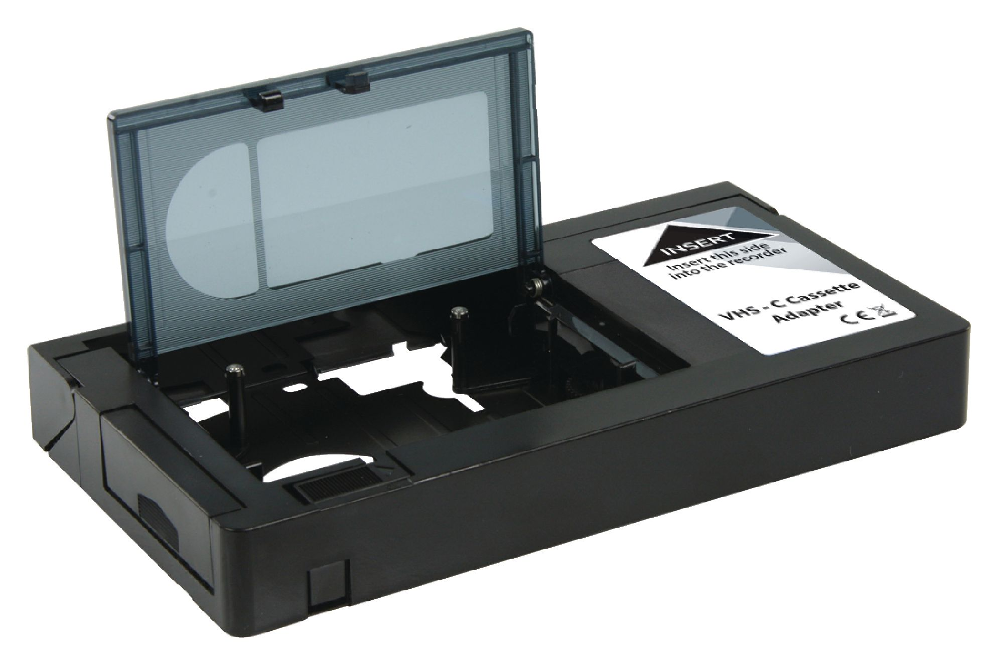 Adaptér pro kazety VHS-C na VHS