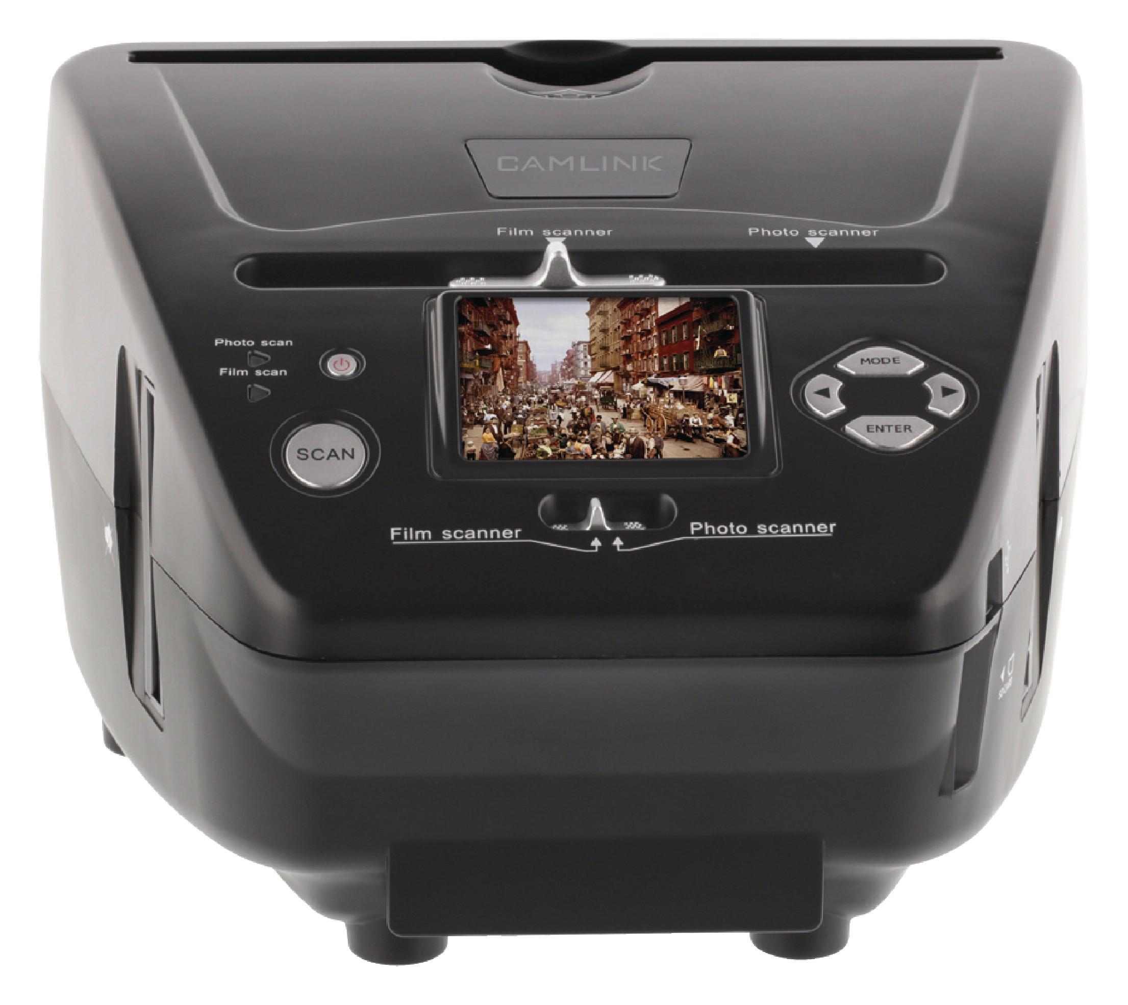 Filmový skener s LCD, 10 Mpixel, Camlink CL-FS50