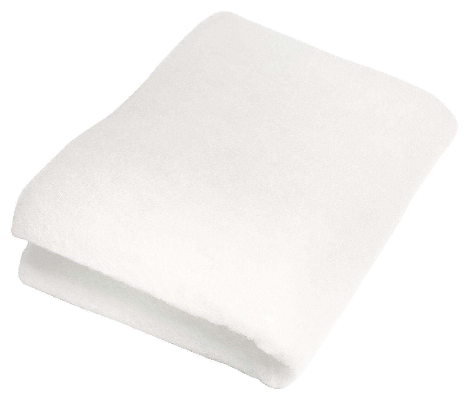 Tukový filtr do digestoře, 100 g/m2, 114 x 47 cm HQ W4-49902/4