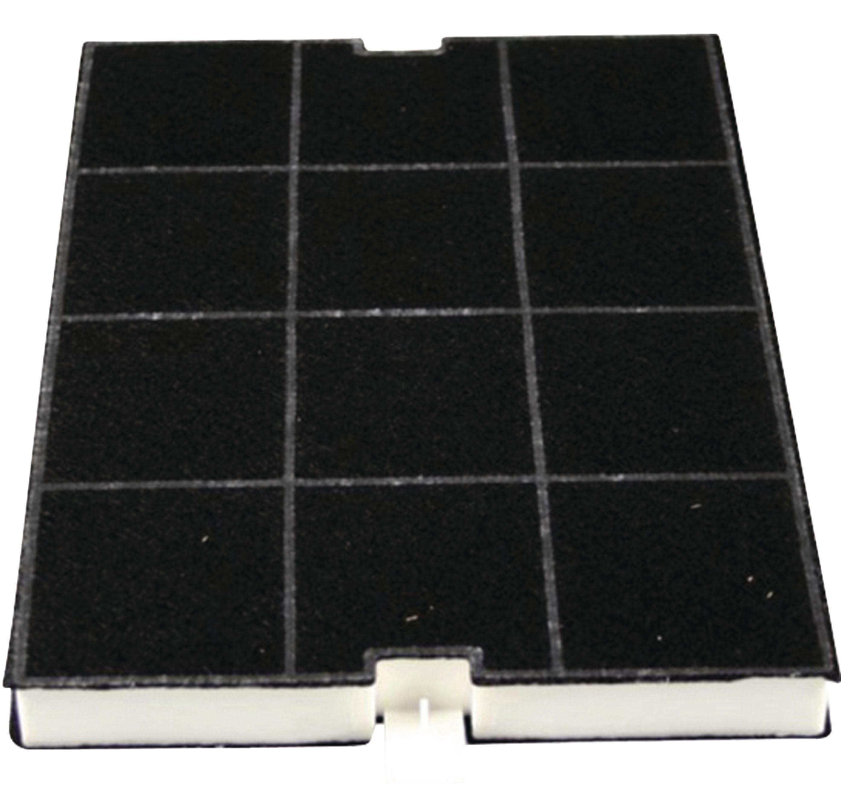 Uhlíkový filtr do digestoře Bosh/Siemens, 29.6 x 20.38 cm