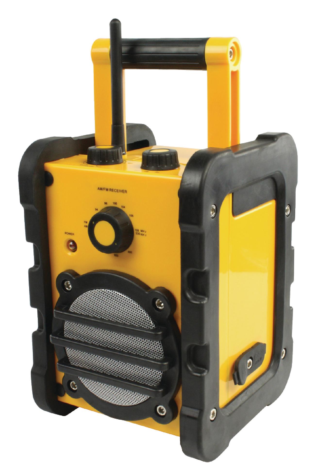 Rádio na stavbu basicXL, BXL-HDR10