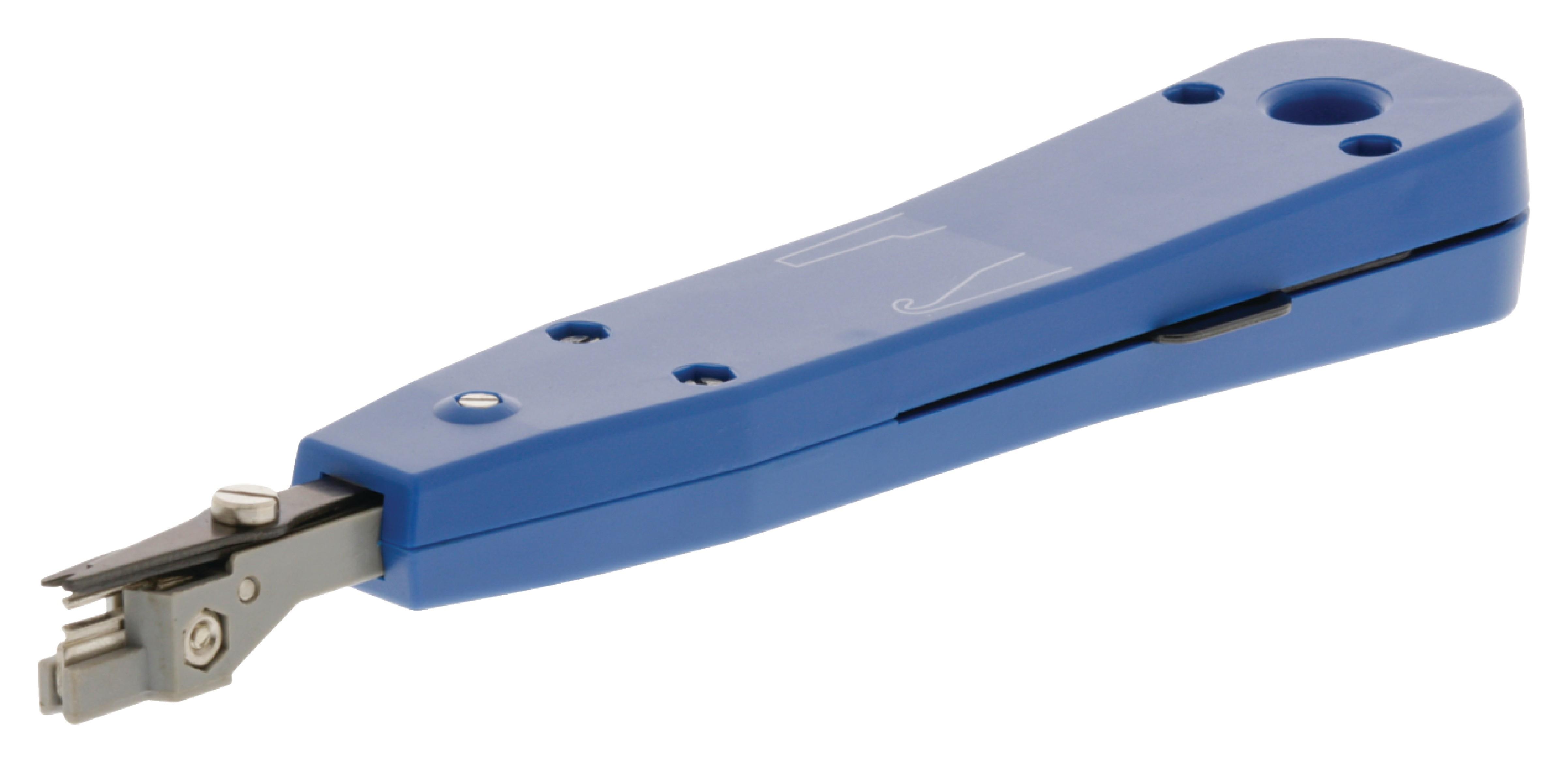 Zářezový narážecí nástroj LSA, pro UTP/STP kabely
