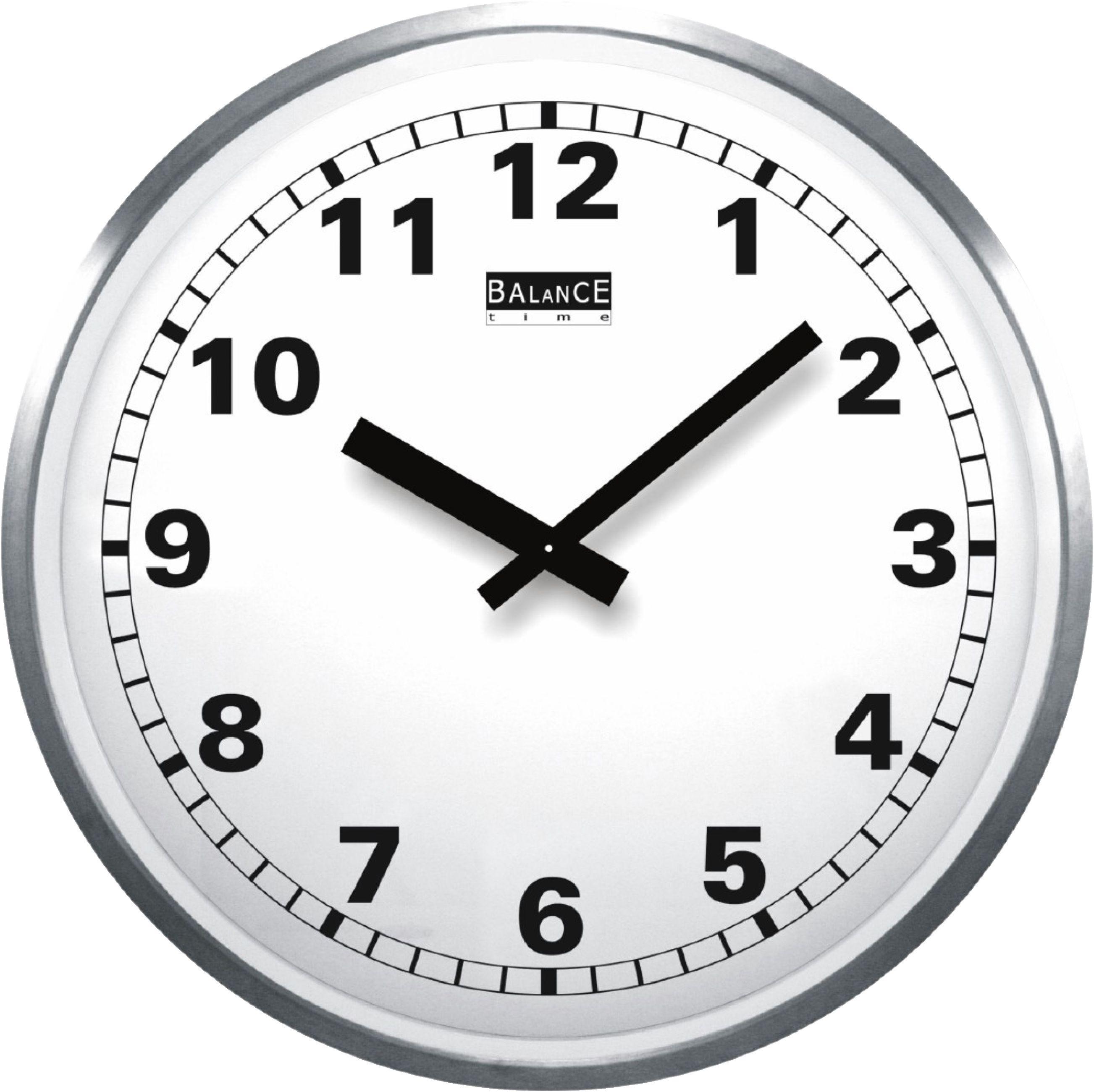 Analogové nástěnné hodiny 60 cm Balance 176892