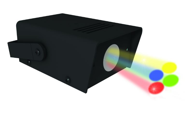 LED mini disco projektor GETX 871727886389