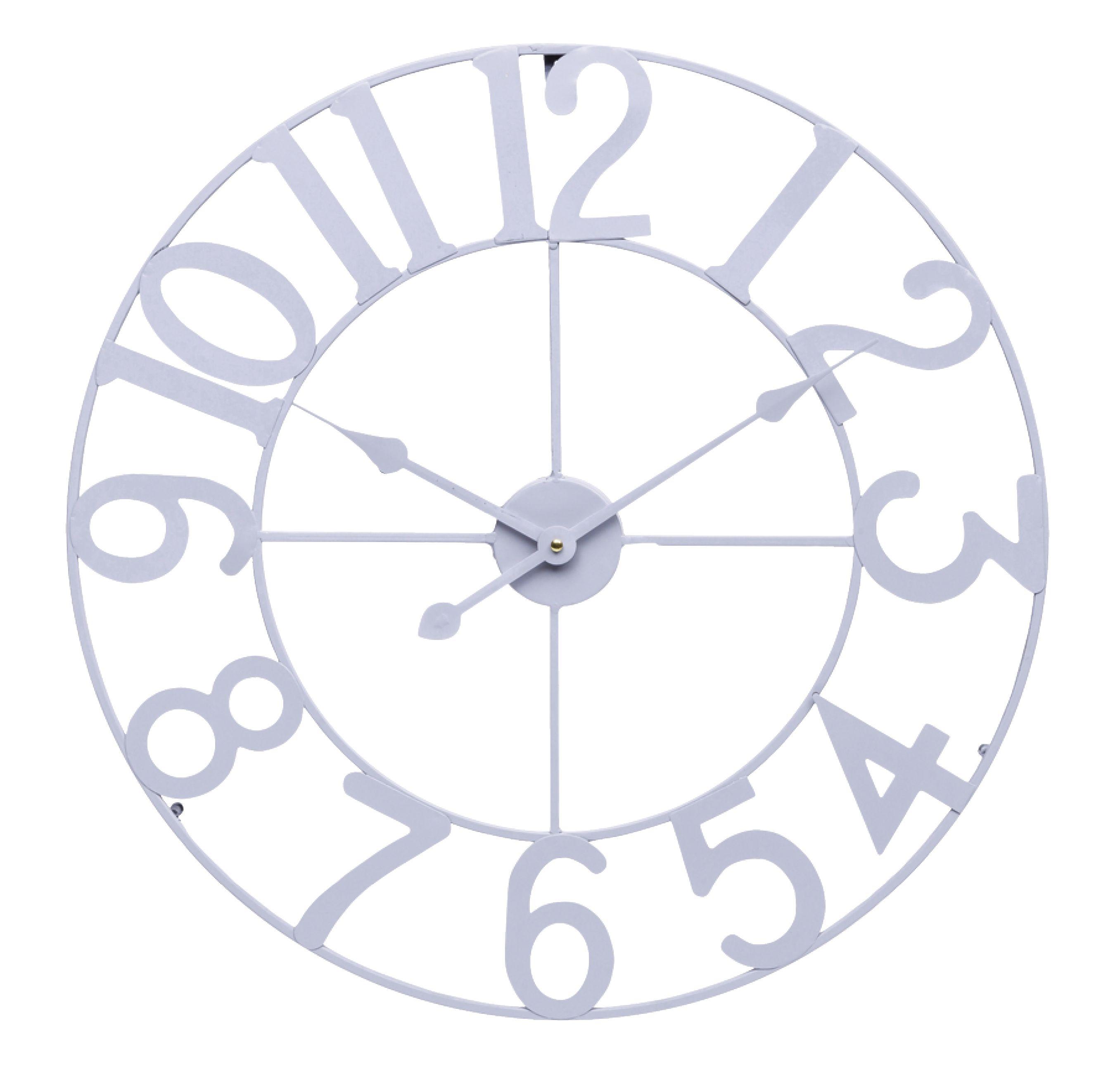 Analogové nástěnné hodiny 60 cm Balance 306154