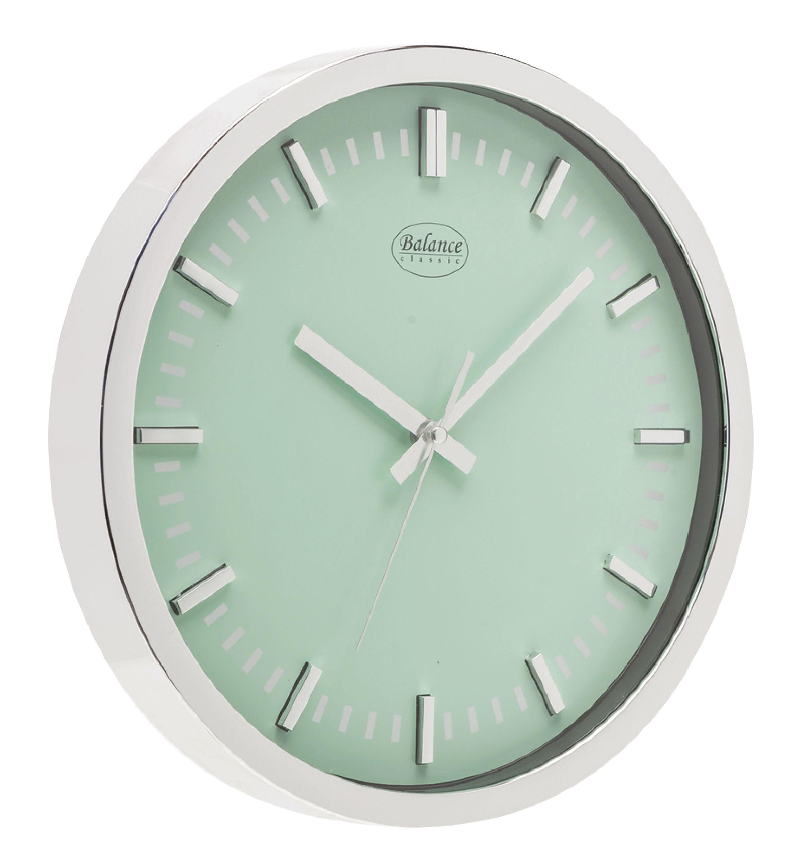 Analogové nástěnné hodiny 30 cm Balance 776831