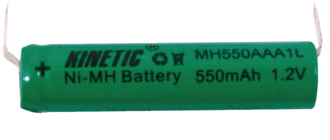 Akumulátor NiMH 1.2V/550mAh, NIMH-5003U