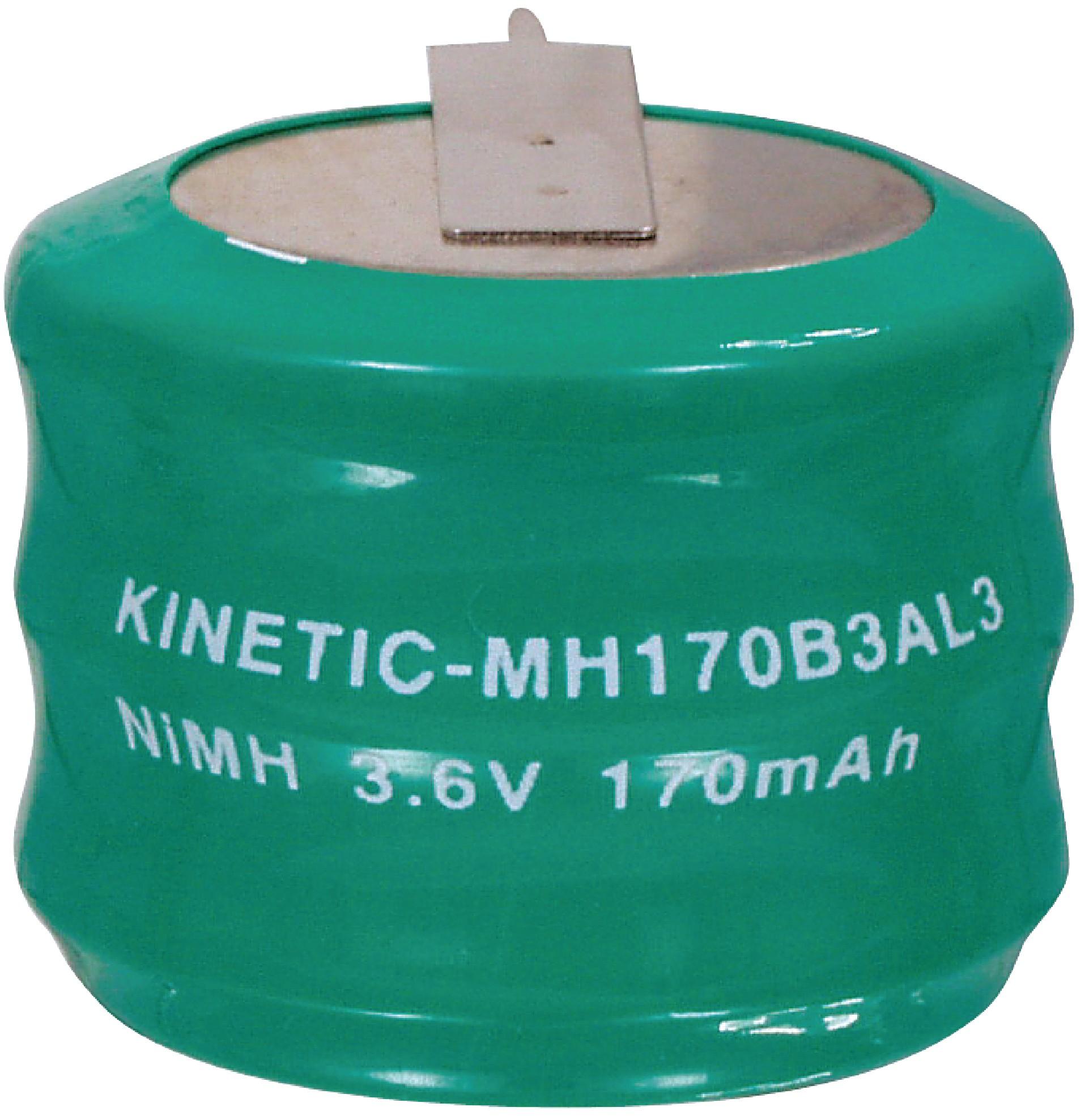 Akumulátor NiMH 3.6V/170mAh, NIMH-170/3