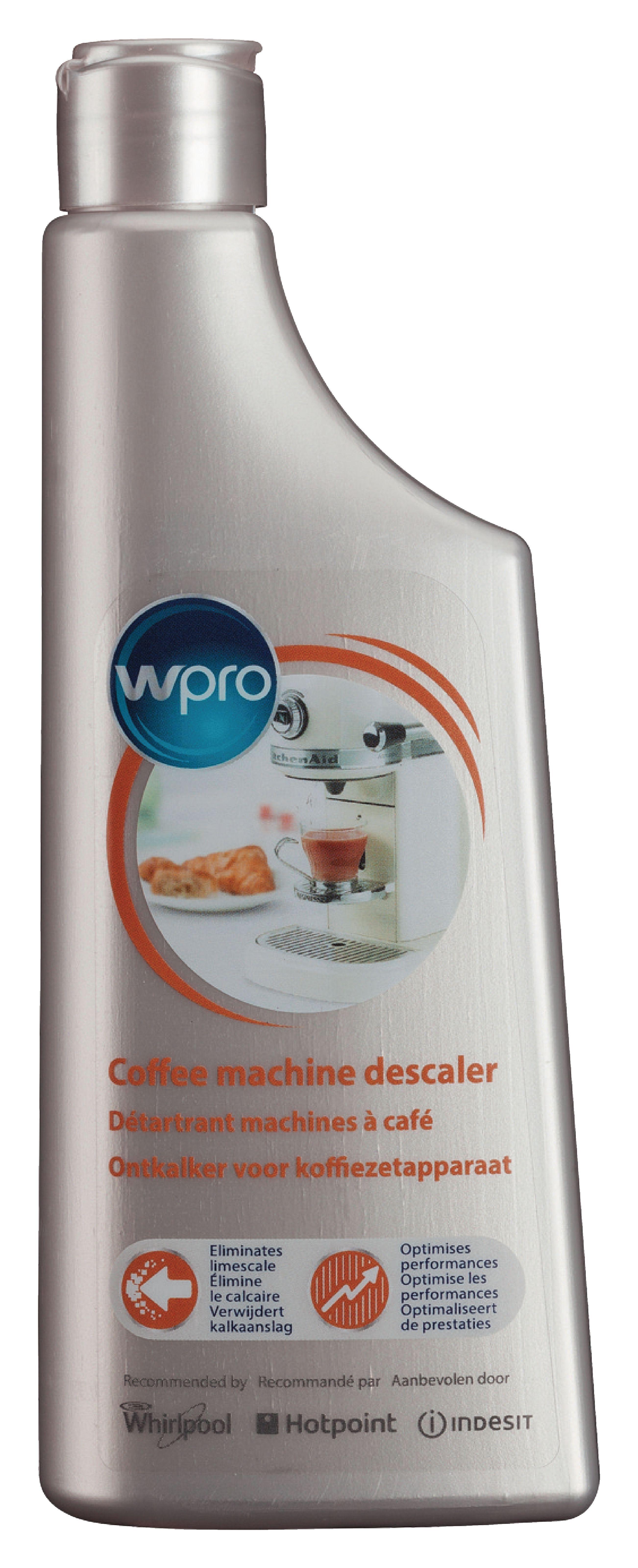 Odvápňovač pro kávovary 250 ml, Wpro CLD 250