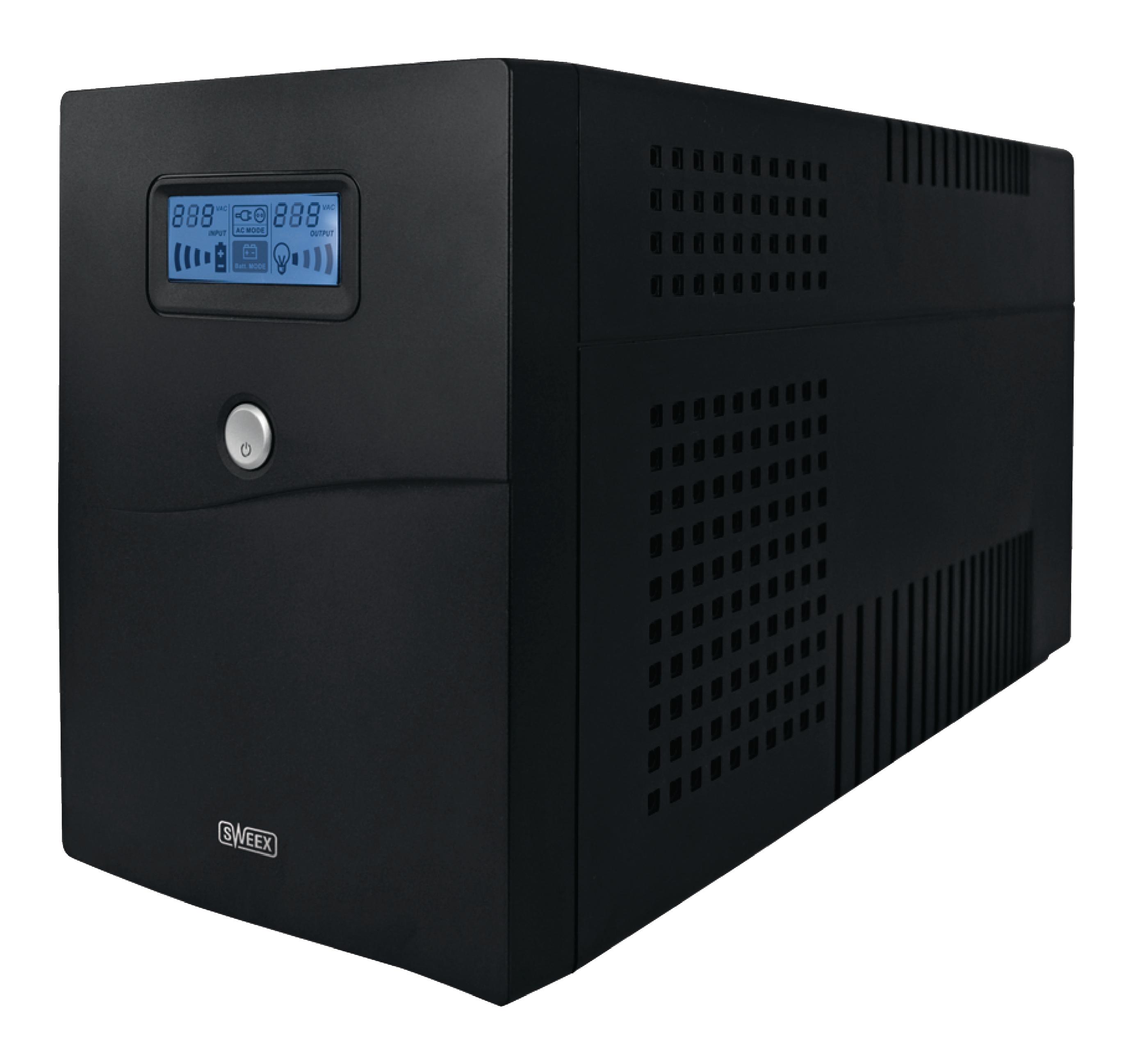 Sweex záložní zdroj UPS 1500 VA 900 W, PP220