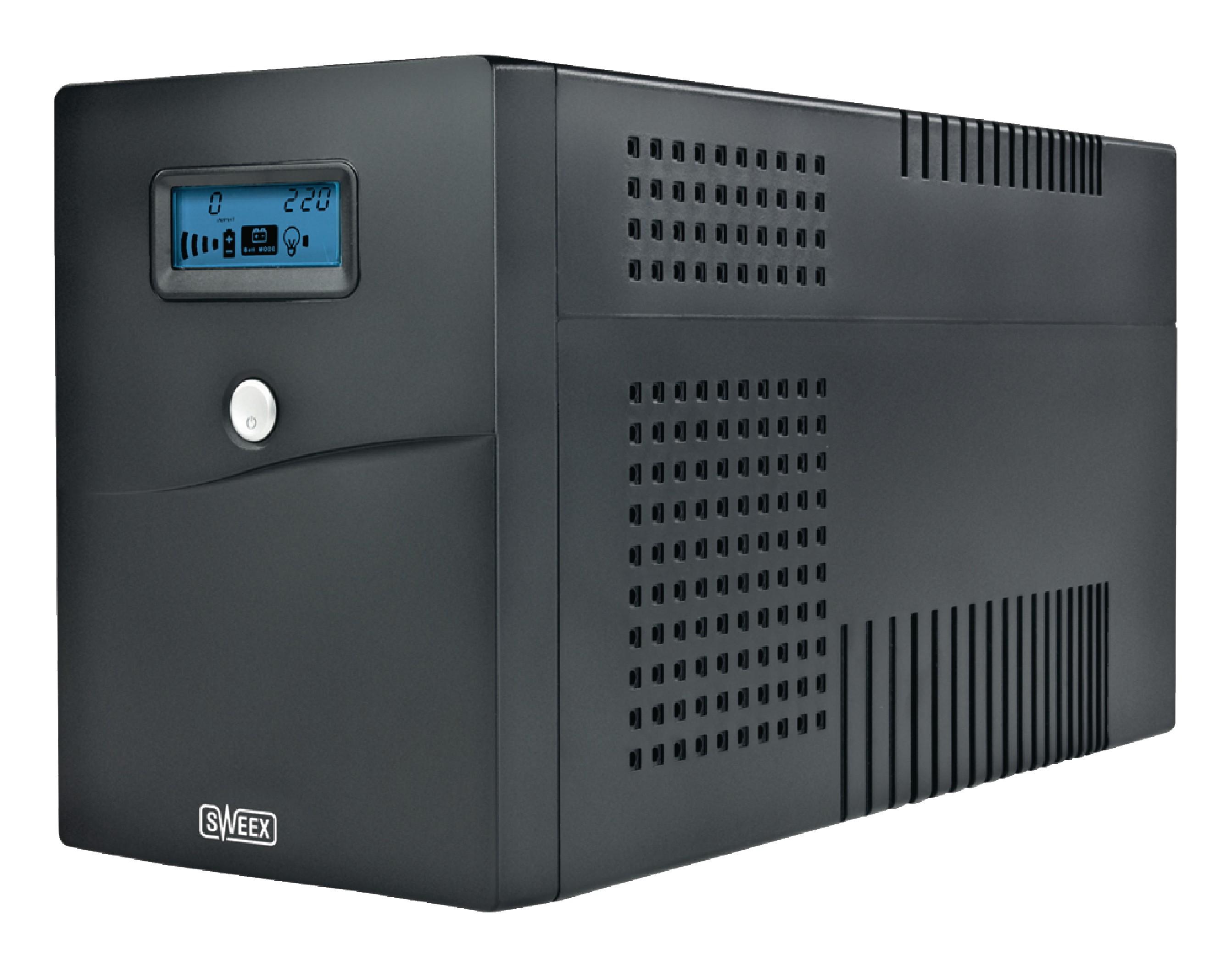Sweex záložní zdroj UPS 2000 VA 1200 W, PP230