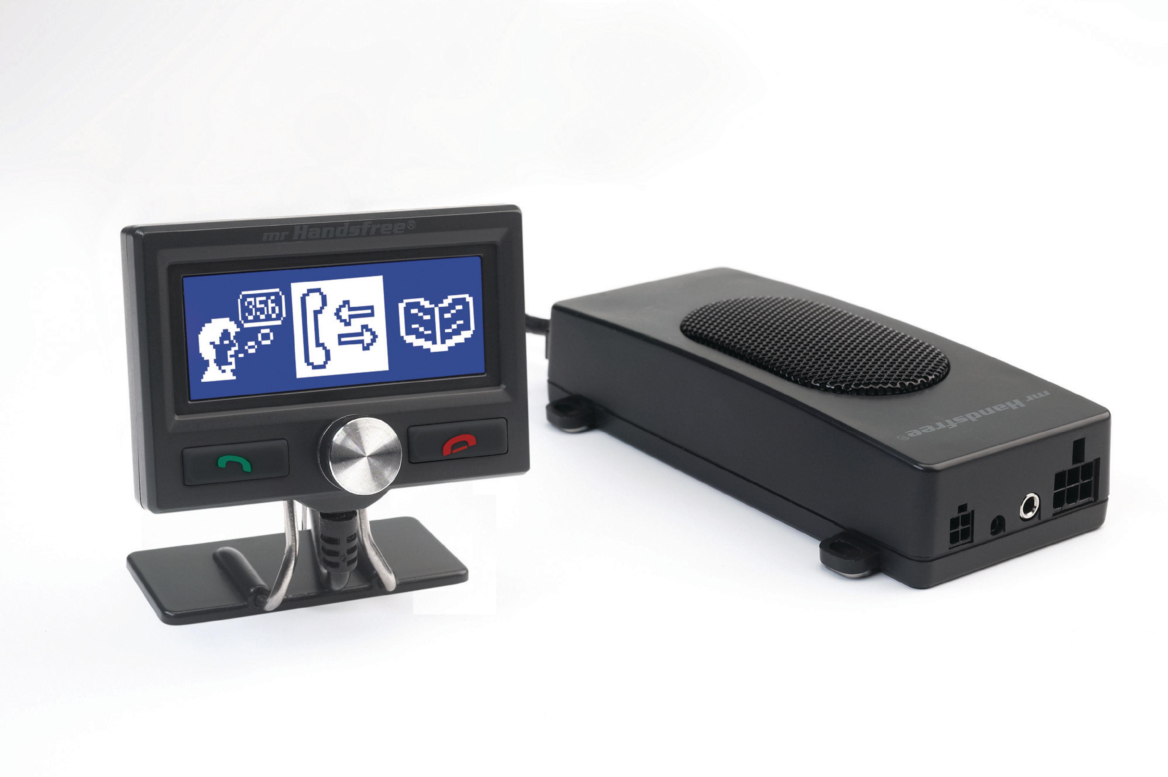 Bluetooth sada Mr.Handsfree Blue Compact, CEL.MRH-BC