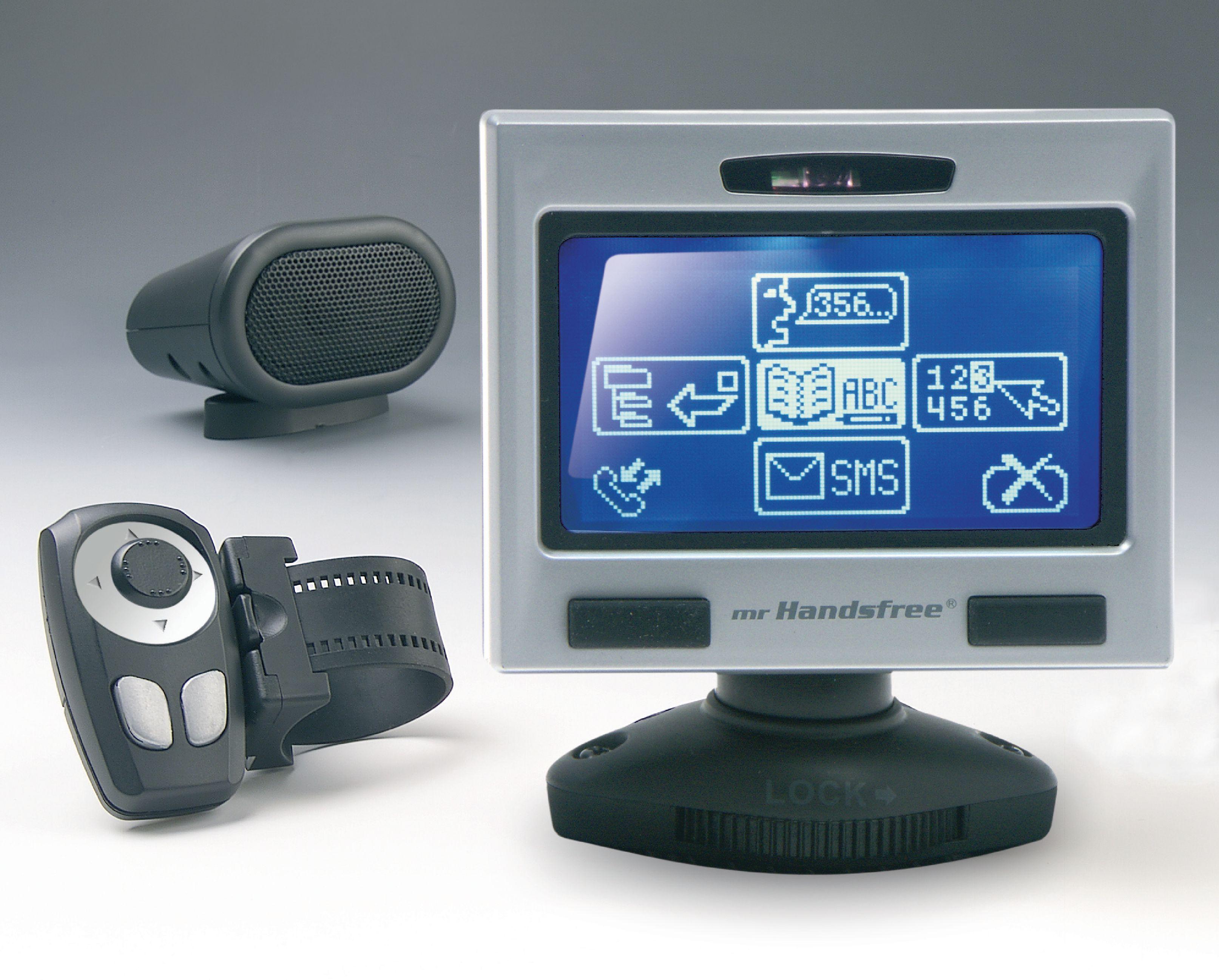 Bluetooth sada Mr.Handsfree Blue Perfection, CEL.MRH-BP