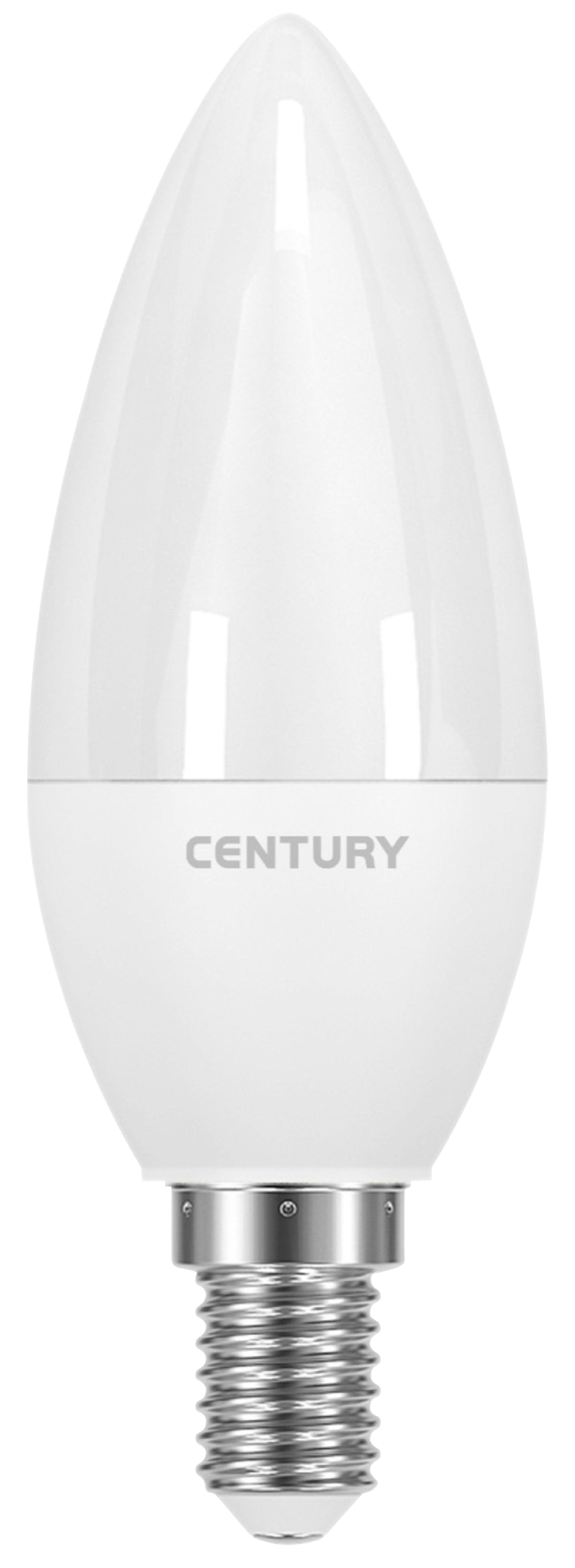 Century LED žárovka svíčka E14 8W 806lm 3000K (ONM1-081430)