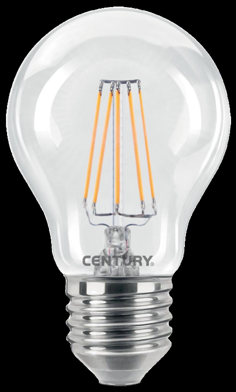 Century LED vláknová žárovka E27 8W 1055lm 2700K (ING3P-082727)