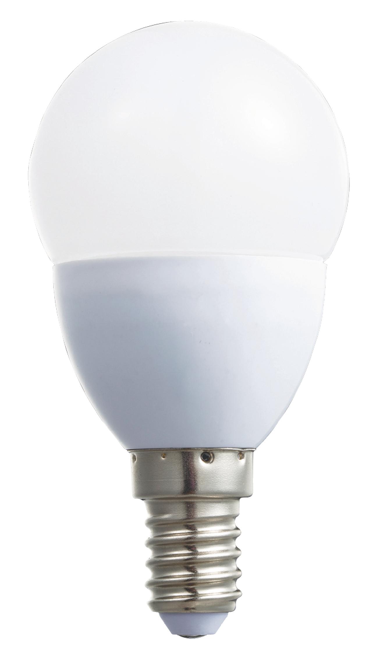 HQ LED žárovka Mini Globe E14 5.9W 470lm 2700K (HQLE14MINI003)