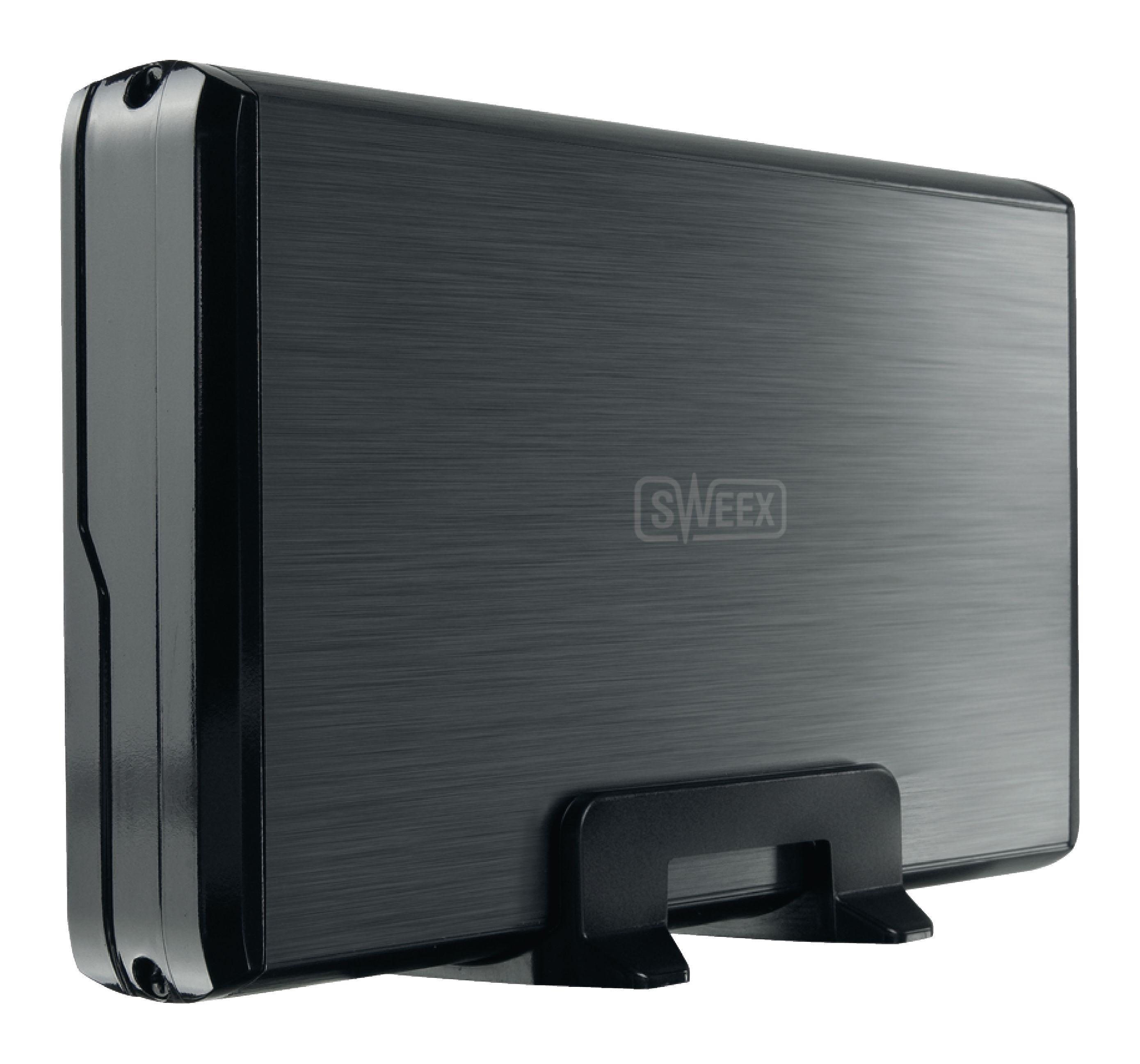 """Externí box Sweex pro pevný disk 3.5"""" IDE USB 2.0, ST022V2"""