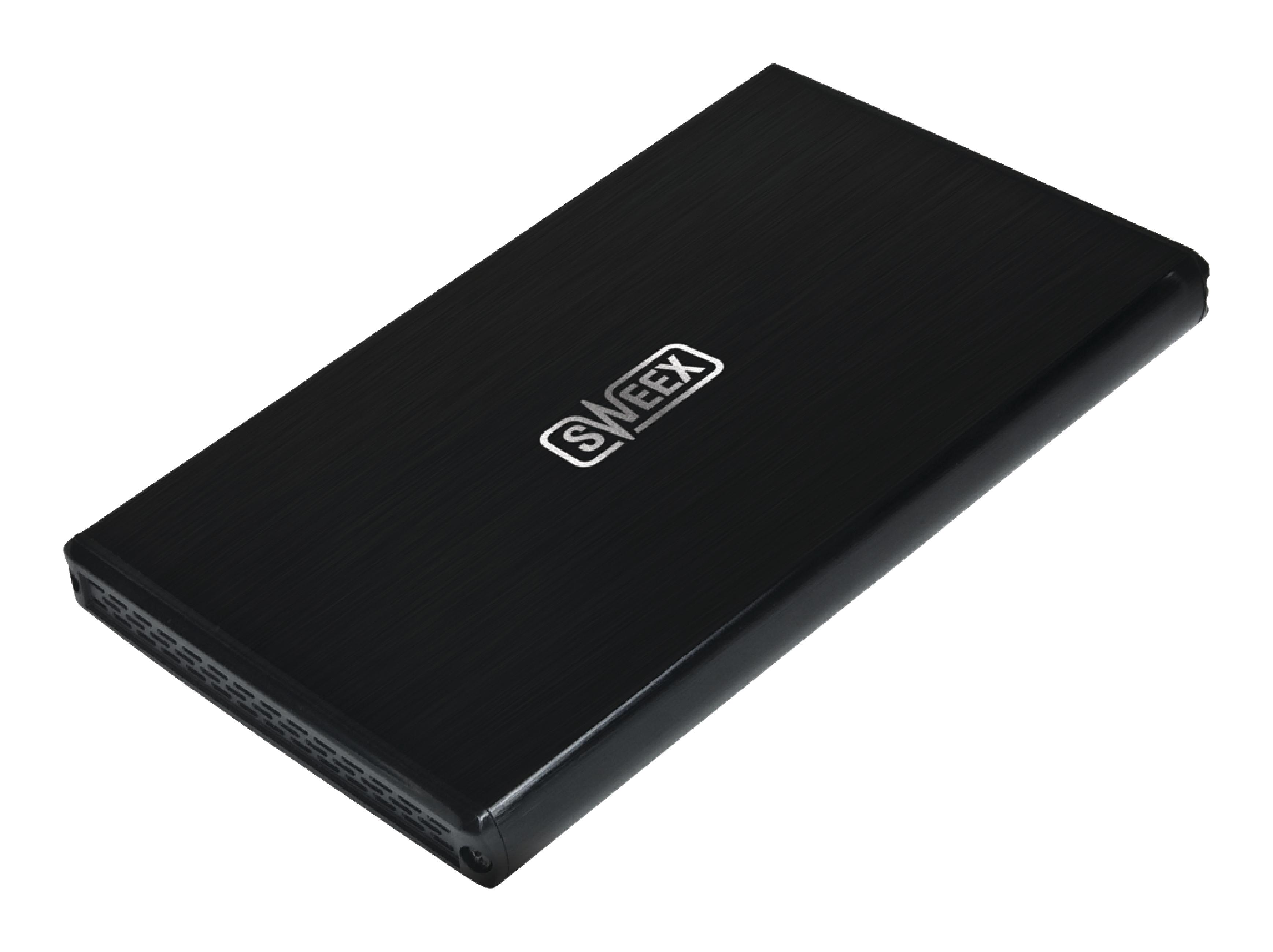 "Externí box Sweex pro pevný disk 2.5"" SATA USB 2.0, ST041"