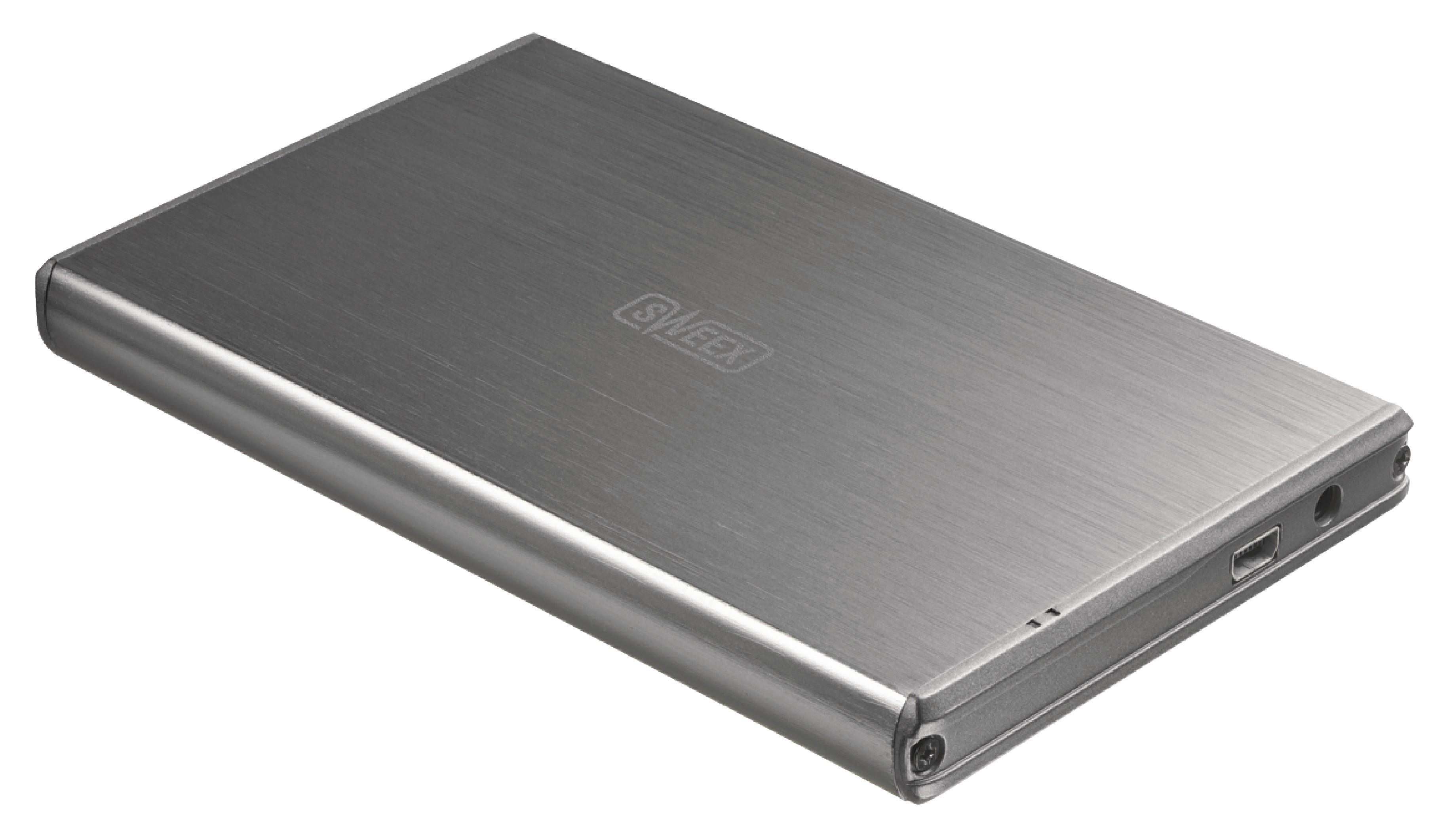 "Externí box Sweex pro pevný disk 2.5"" SATA USB 3.0, ST061"