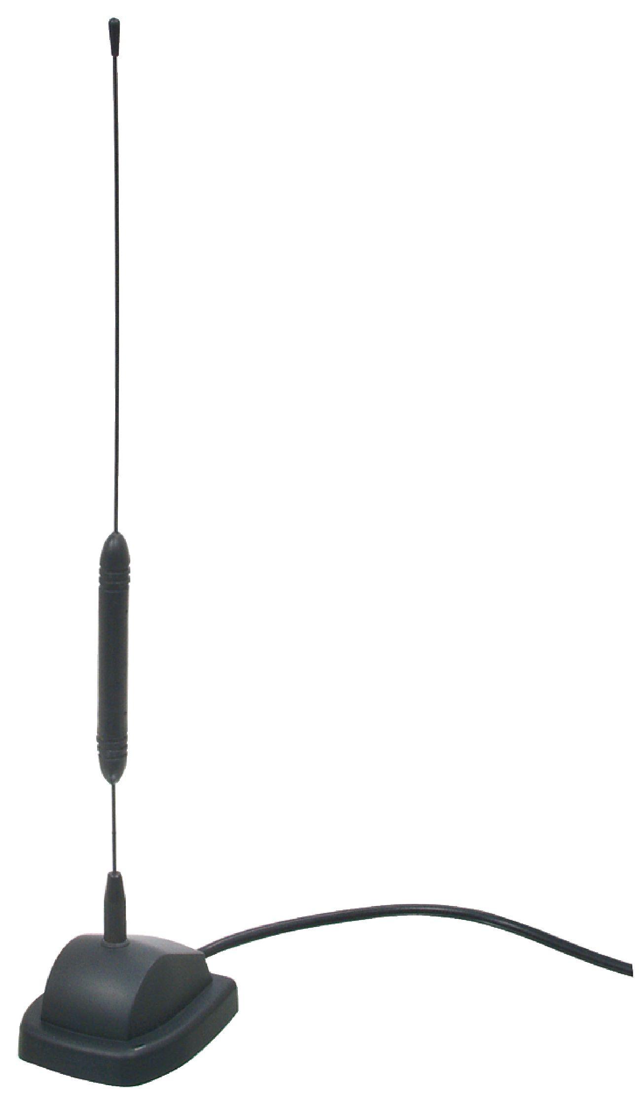Anténa pokojová DVB-T/T2 se zesilovačem 18 dB KN-DVBT-IN10