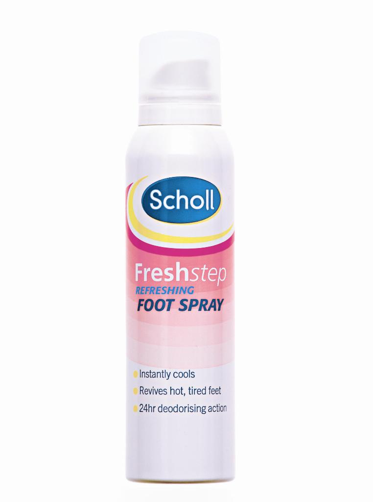 SCHOLL 8032074 Fresh Step Antiperspirant sprej na nohy, 150 ml