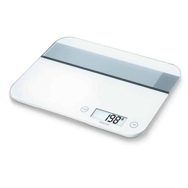 Kuchyňská elektrická váha skleněná Beurer KS 48 Plain